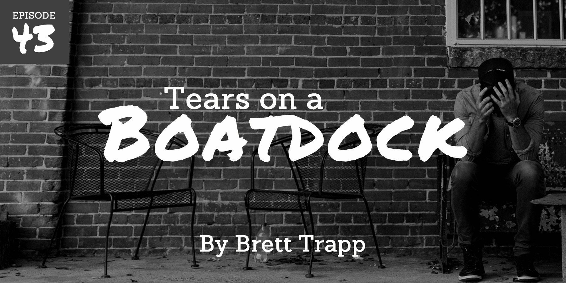 """""""I sprinted down that path, through the trees, all the way out to the boat dock—heaving, shaking, and sobbing as I ran. I felt like I might choke, fighting for breath. My face poured wet salt onto the summer grass below..."""""""