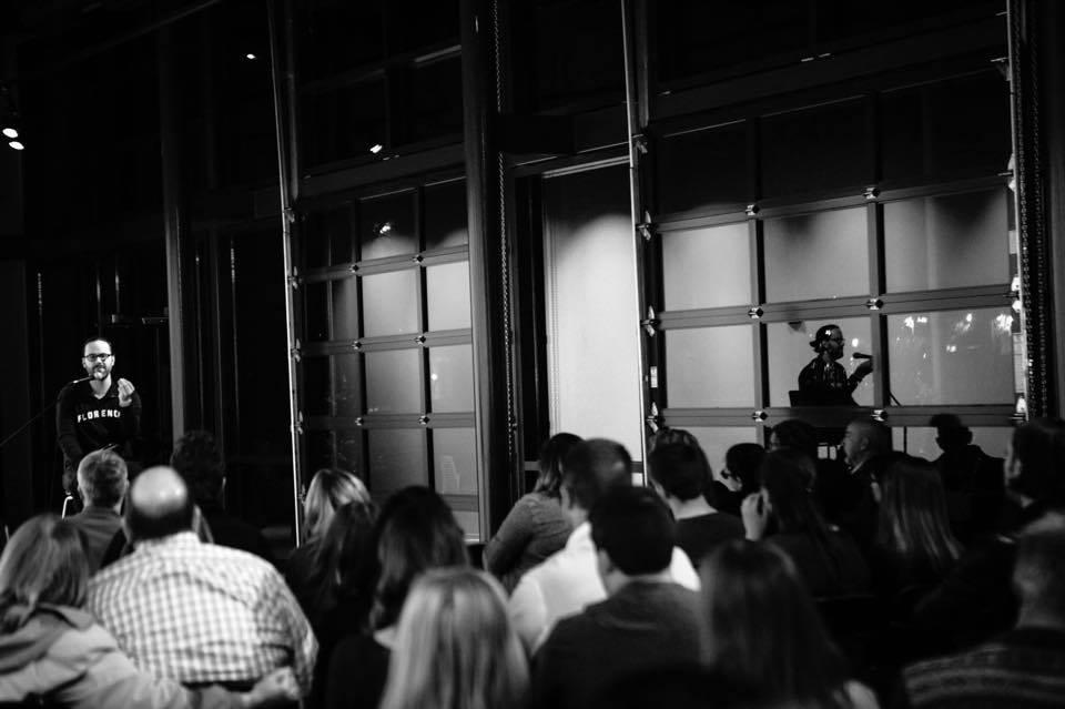 Speaking in Atlanta