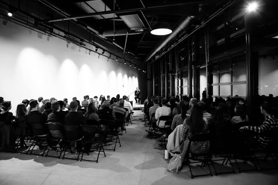 Speaking in Atlanta...largest crowd yet!
