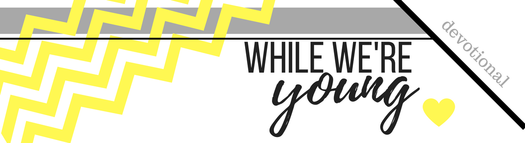 Click here to Download the PDF file for Week 16 // While We're Young