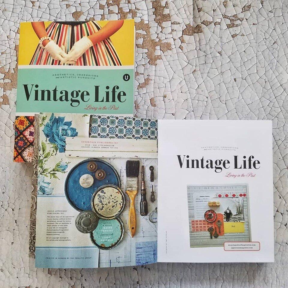 Vintage Life by UPPERCASE Magazine