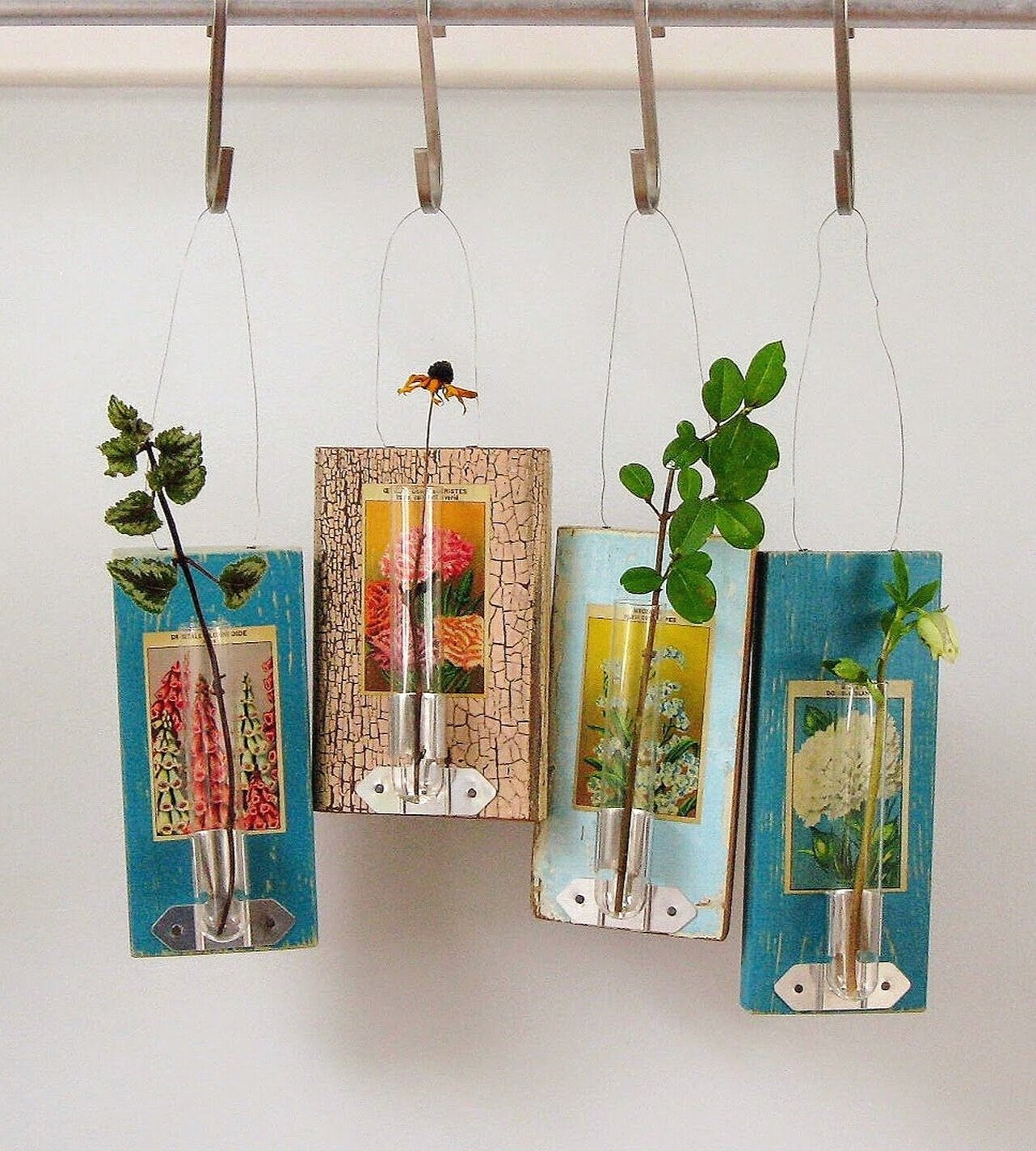 test tube vases