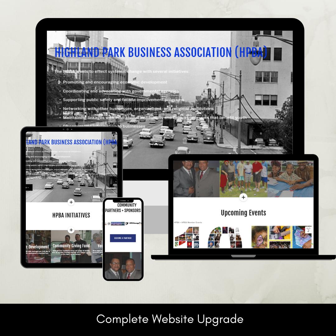 Highland Park Business Association