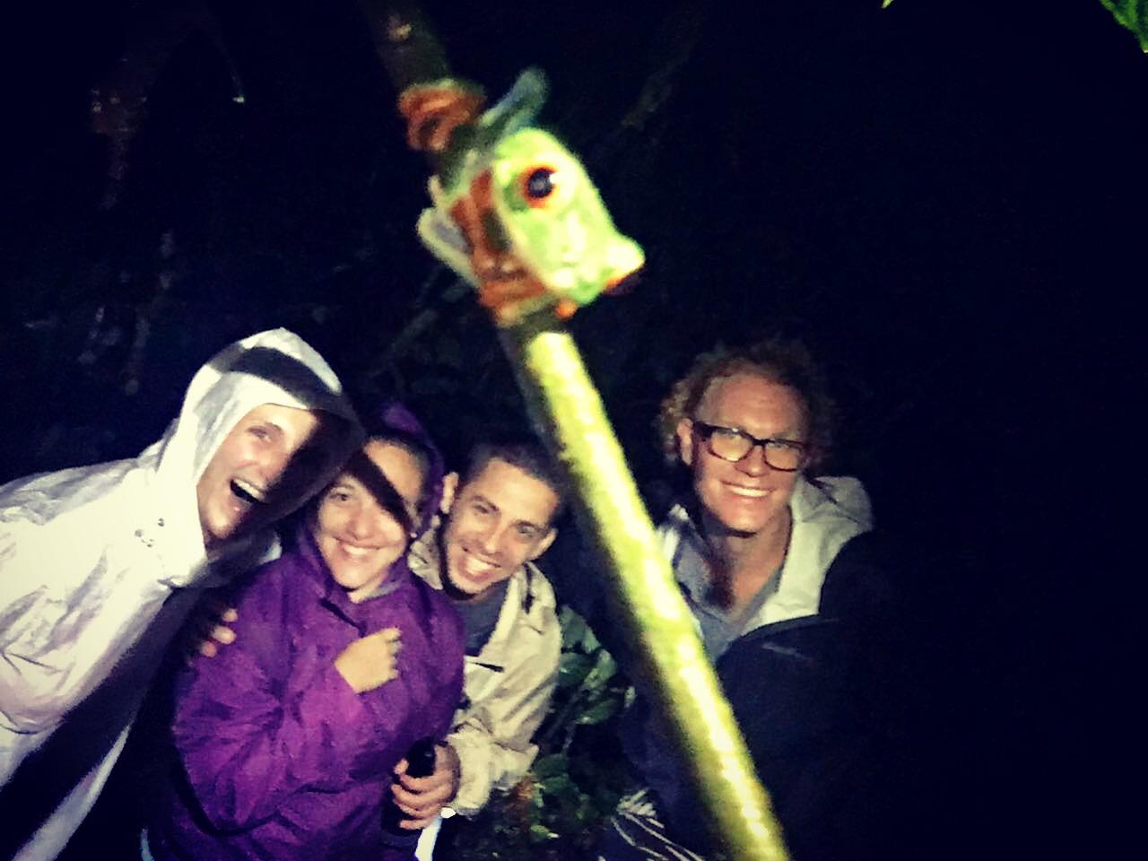 Ecolodge Night Frog Hike