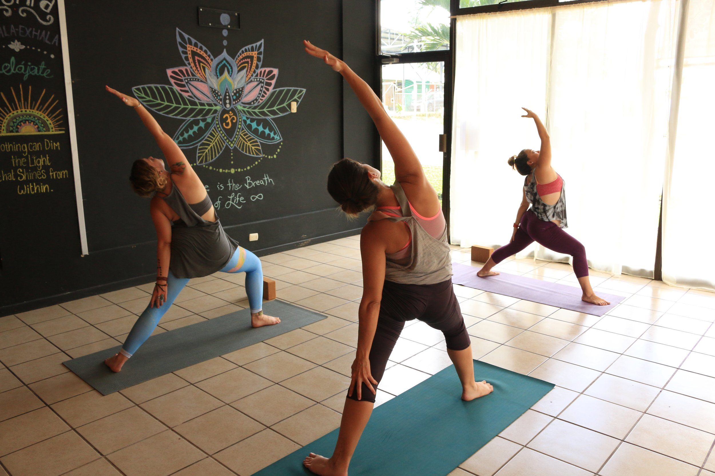 La Fortuna Yoga - A place to heal and re-energize your Self!