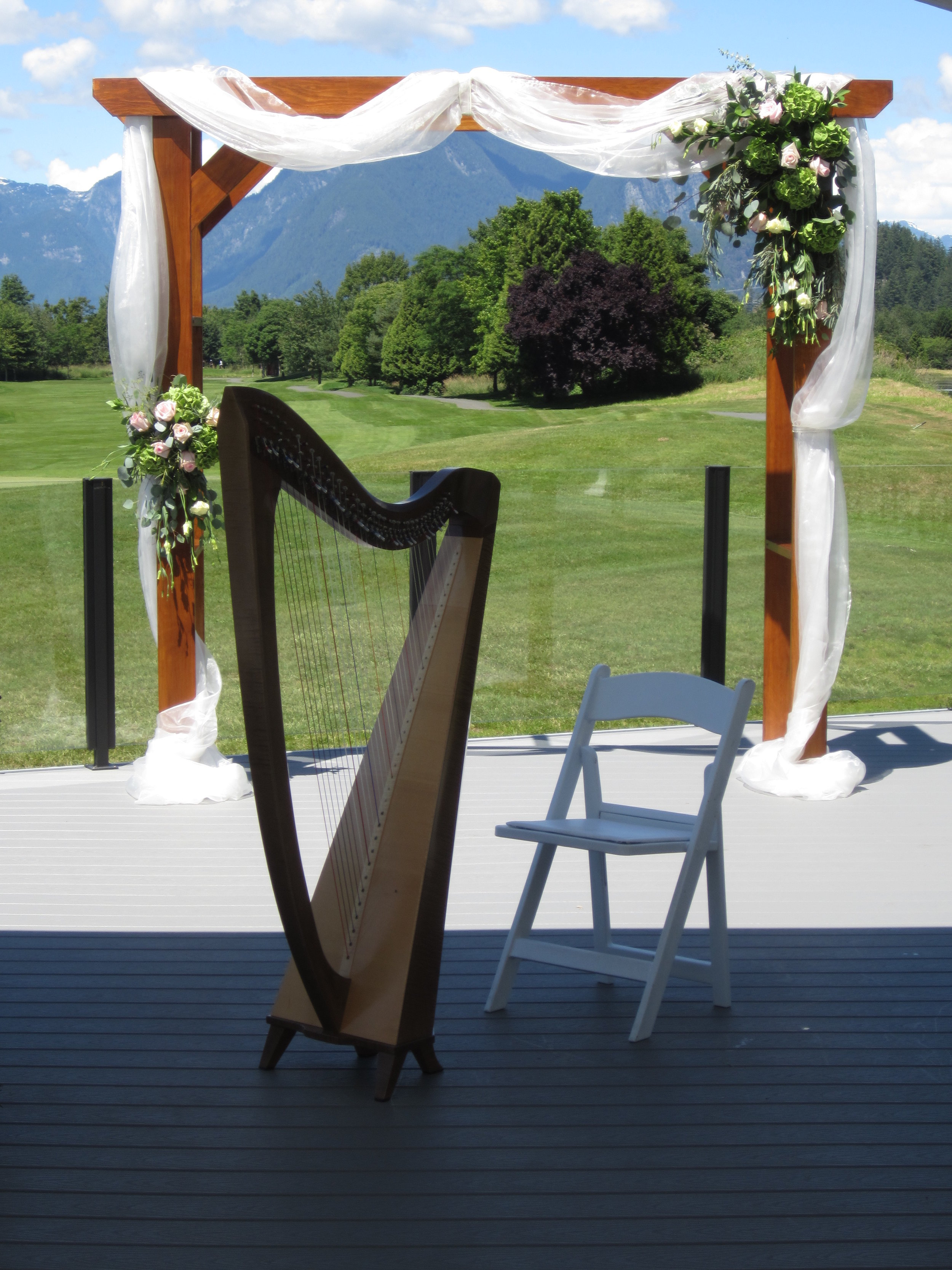 Wedding at Golden Eagle Golf Club, Coquitlam, B.C.