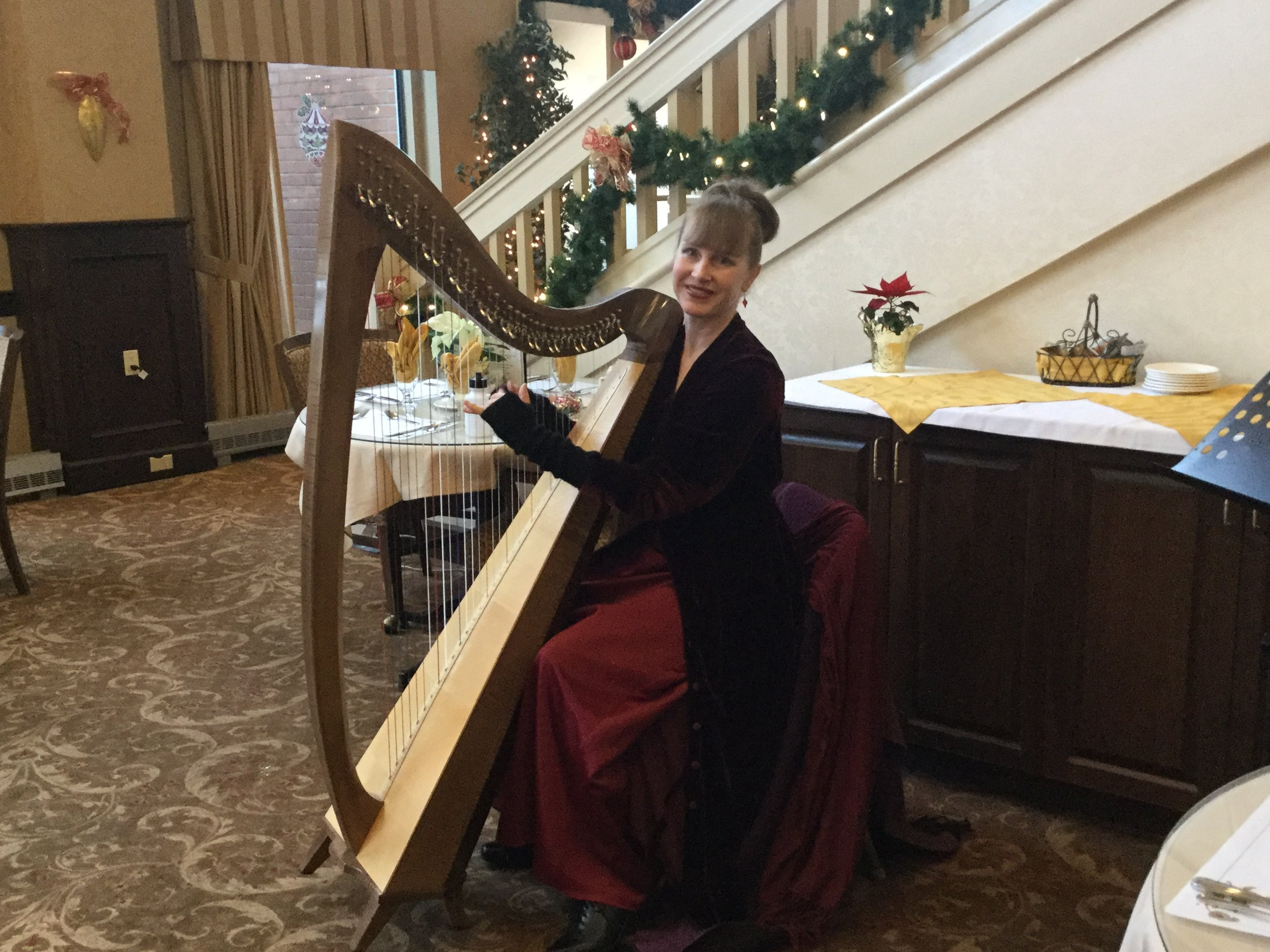 Christmas at Parkwood Manor, Coquitlam, B.C. (Dec. 2016)