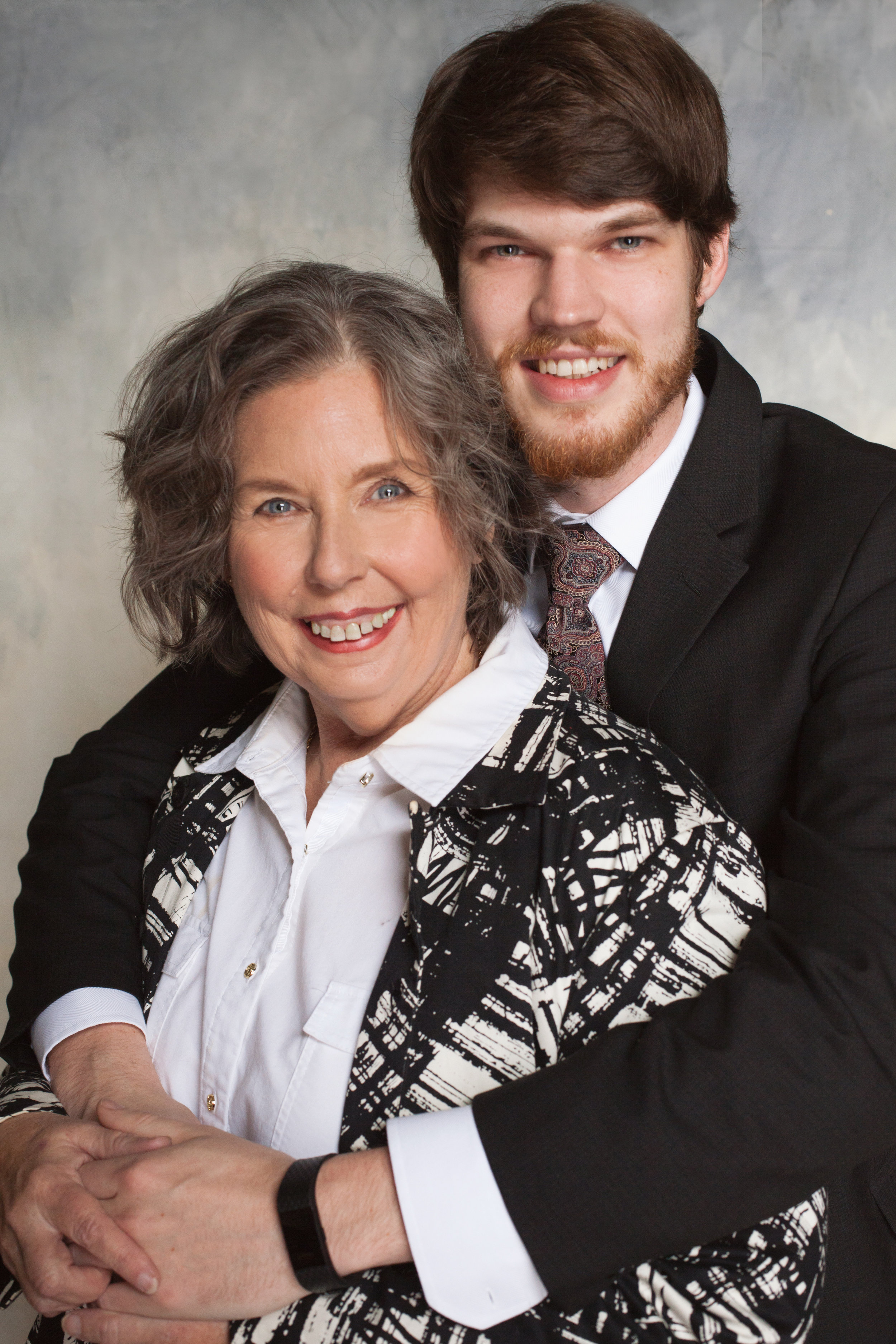 mother and son - family pictures - photo studio
