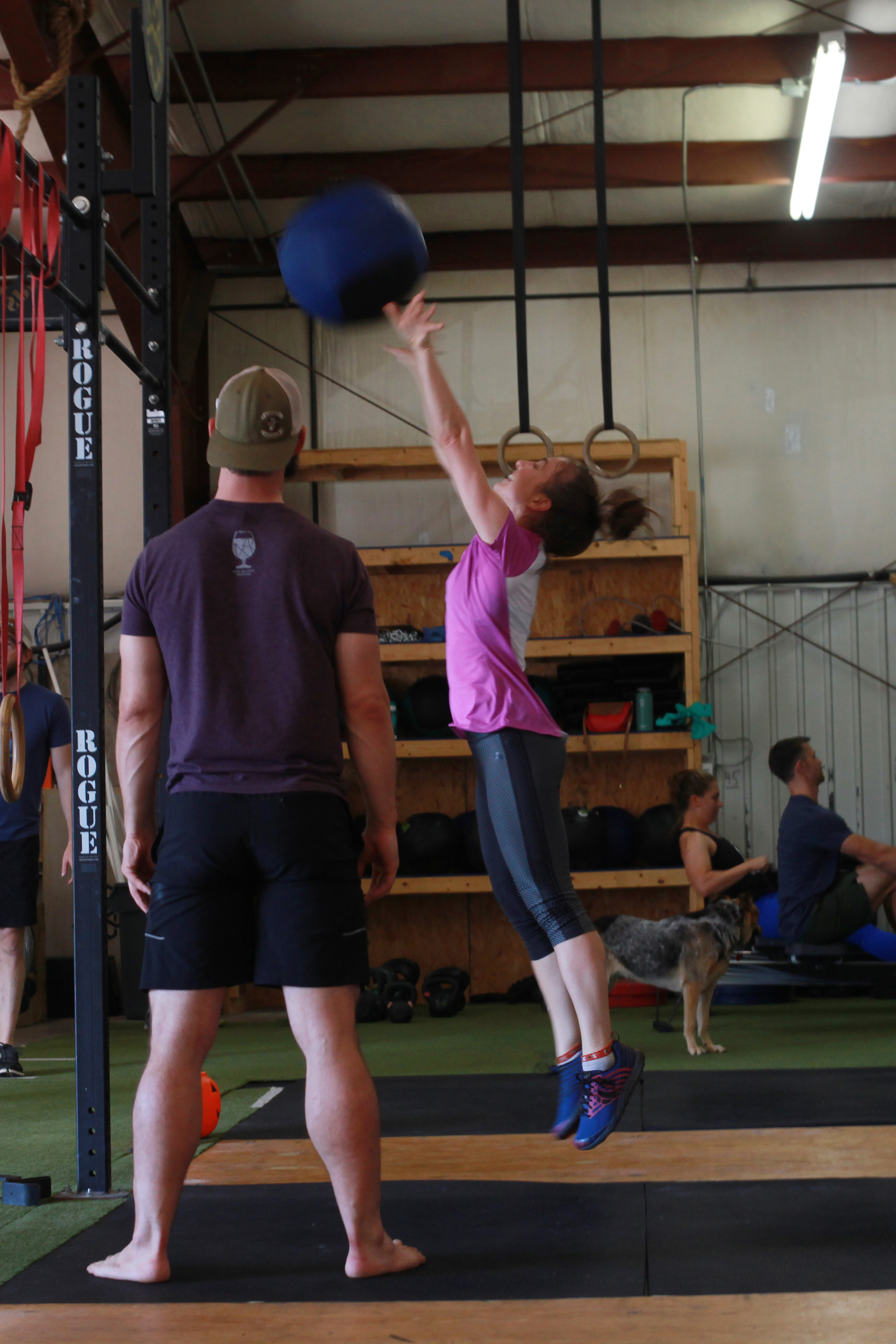 personal training - asheville crossfit - certified