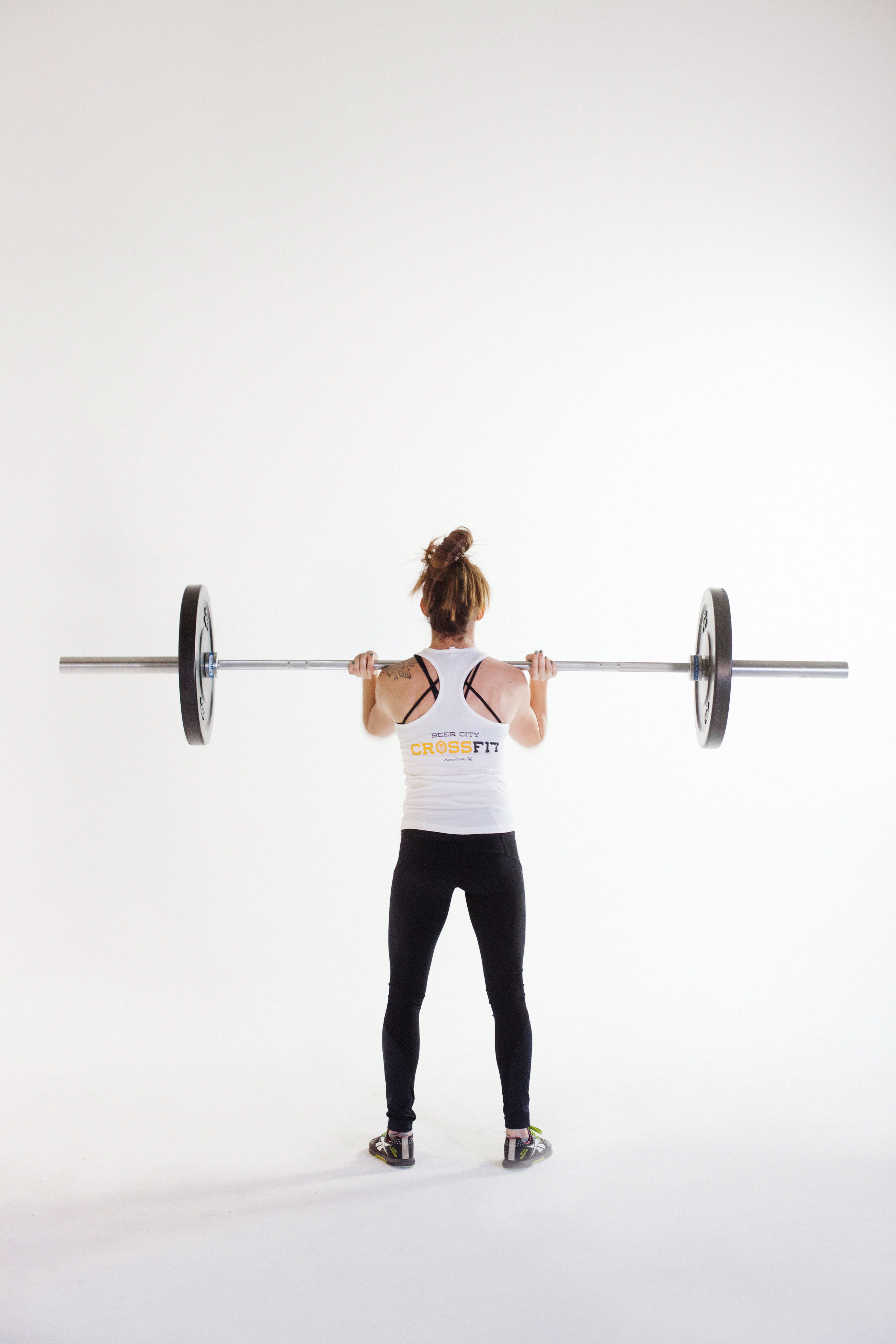 proper form and conditioning - athlete - certified crossfit affiliate
