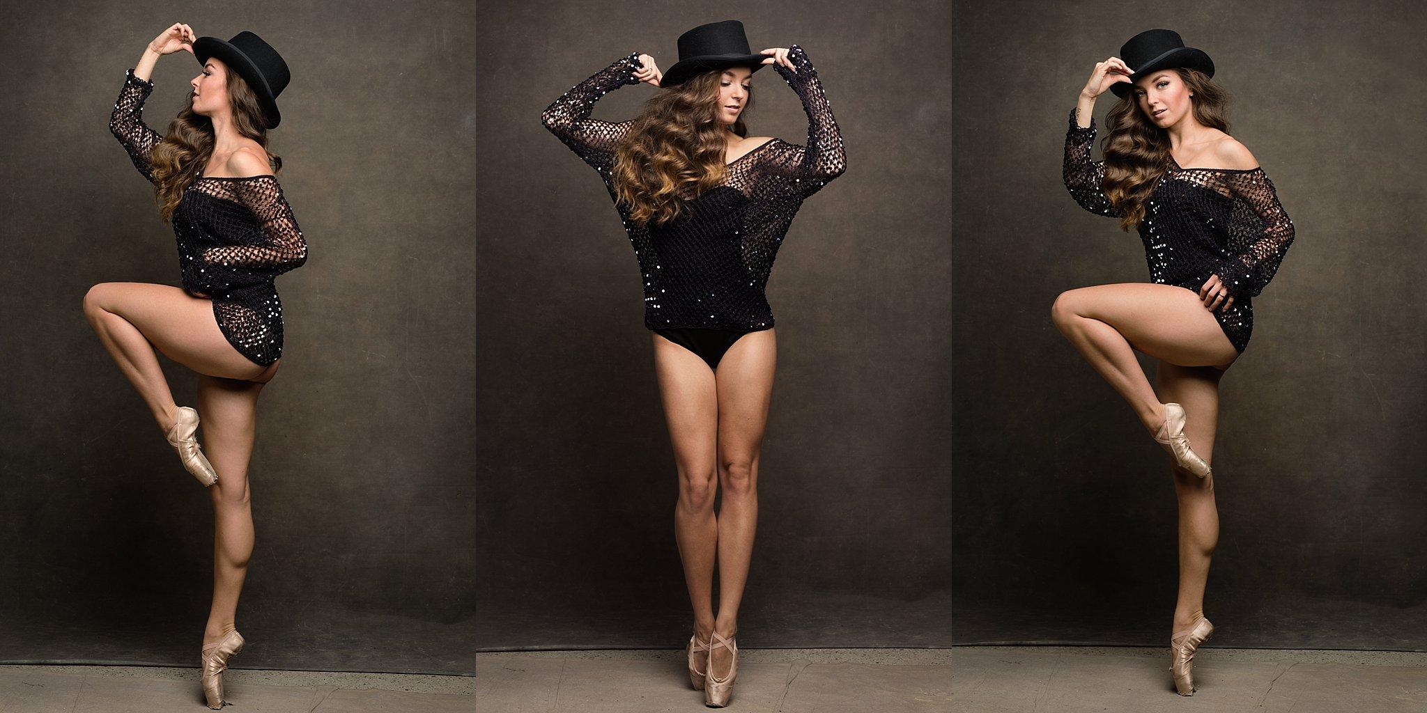 dance infusion - jazz dance - lyrical dancer - Kayla mutterer - ballerina - on pointe