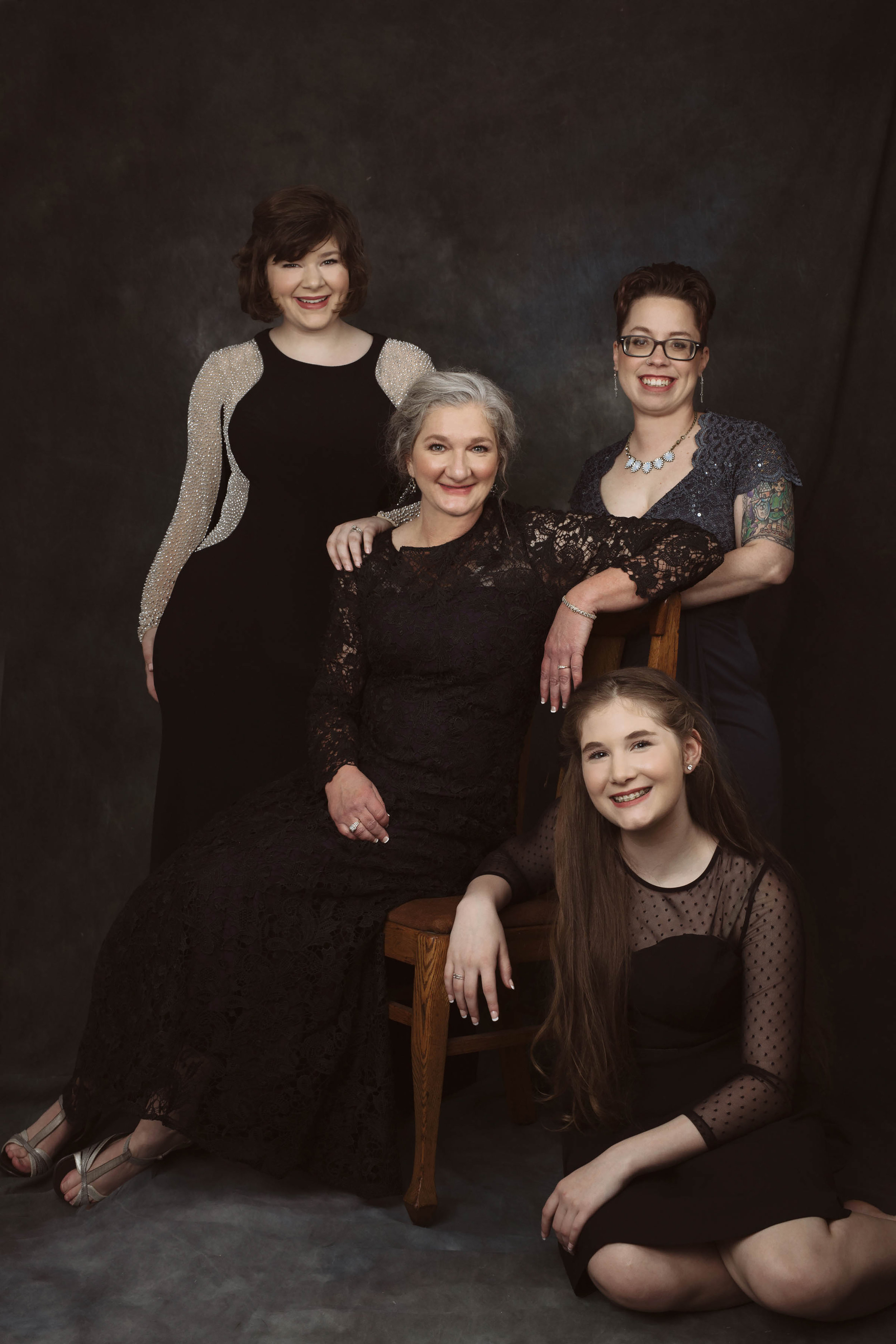 family portrait-legacy-asheville photographer