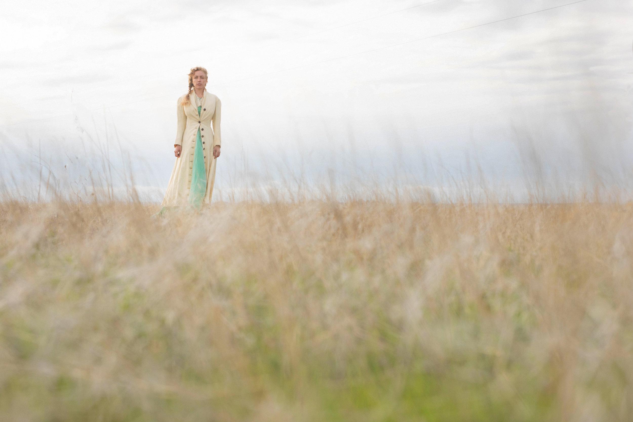 on location portraiture - prairie