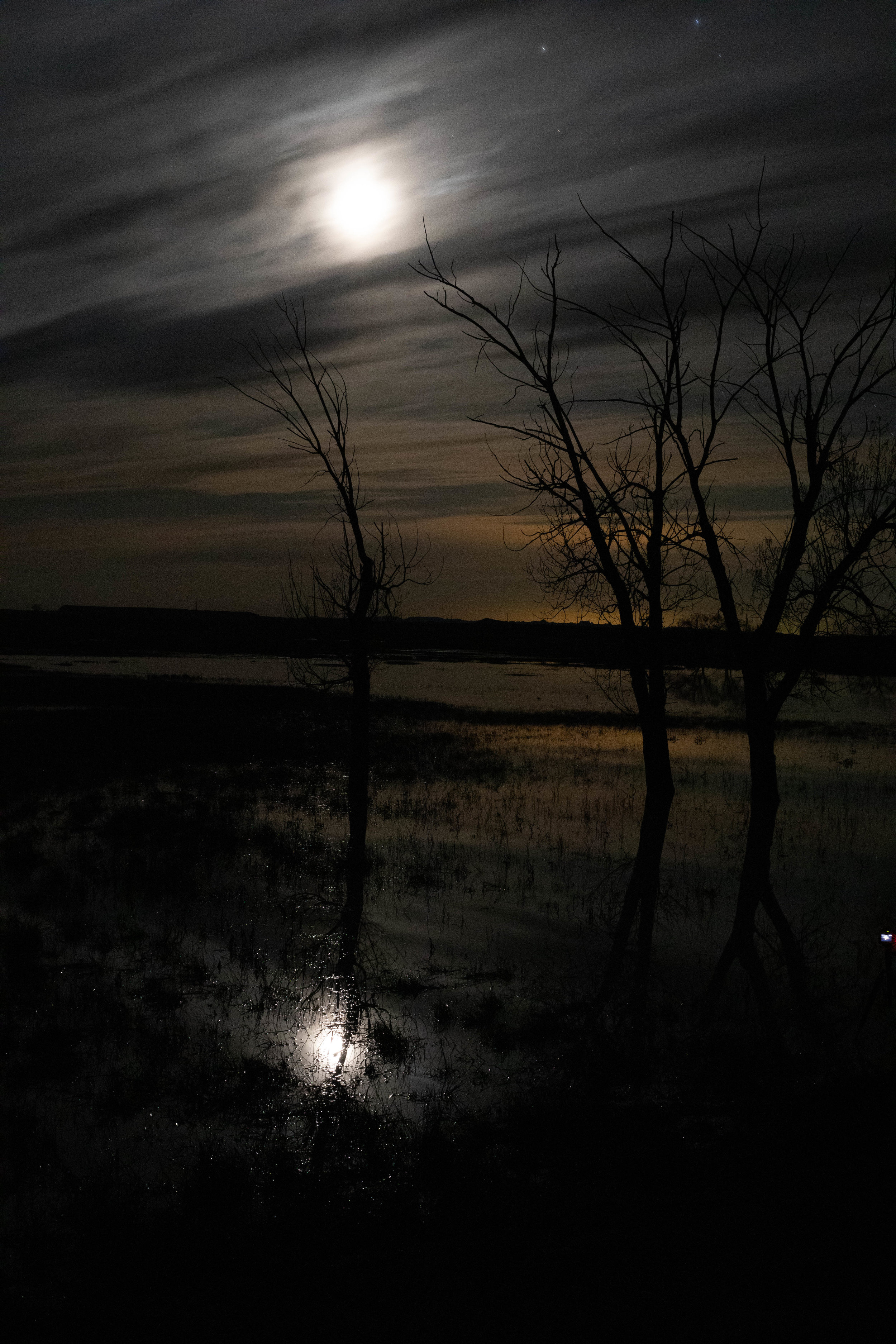 long exposure - photography at night - visit your ghosts