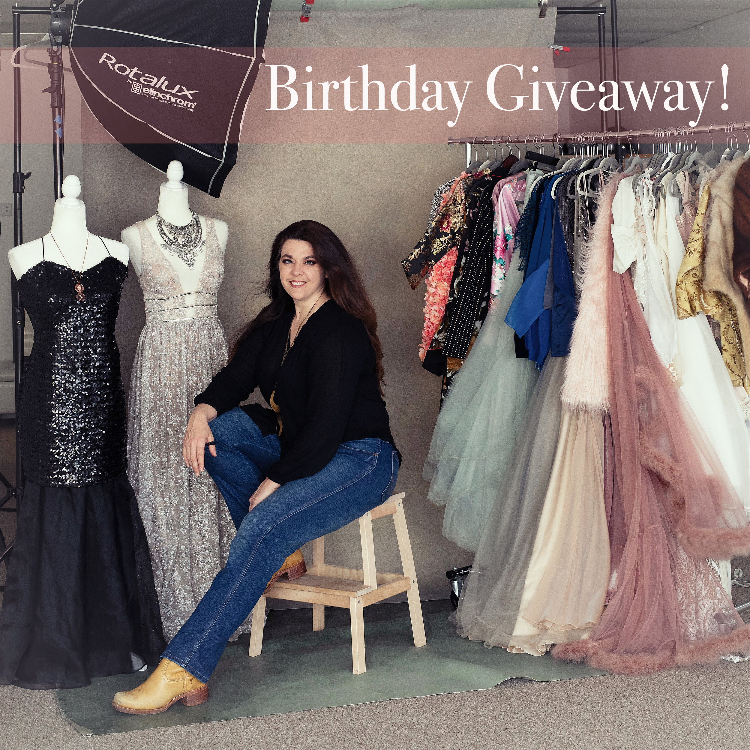 birthday giveaway - Asheville photographer - photo contest