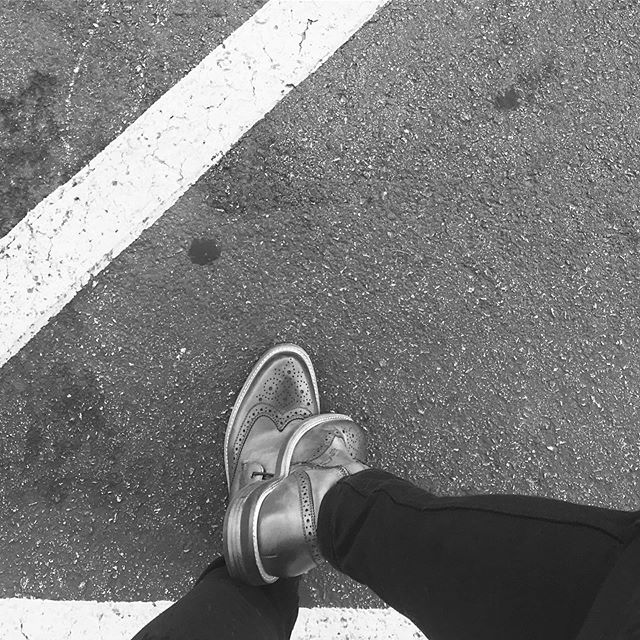 My wingtips and I are on the move! #moveandshake #shoesbaby #yes #entrepreneurlife