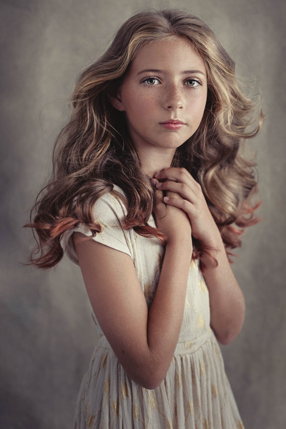 Asheville family photographer - empowering girls - building confidence