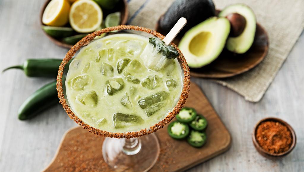 Jalapeño Avocado Margarita courtesy of Omni Hotels & Resorts