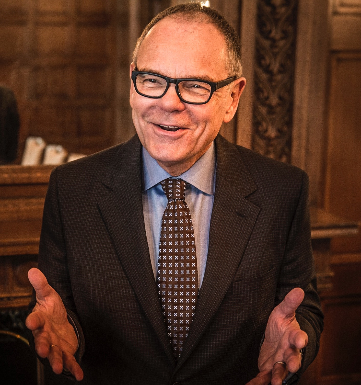 Don Tapscott, CEO, The Tapscott Group
