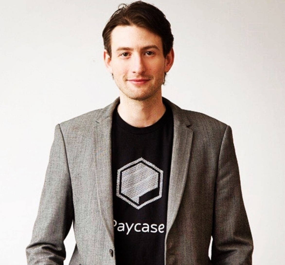 Joseph Weinberg, Co-founder & CEO, Paycase