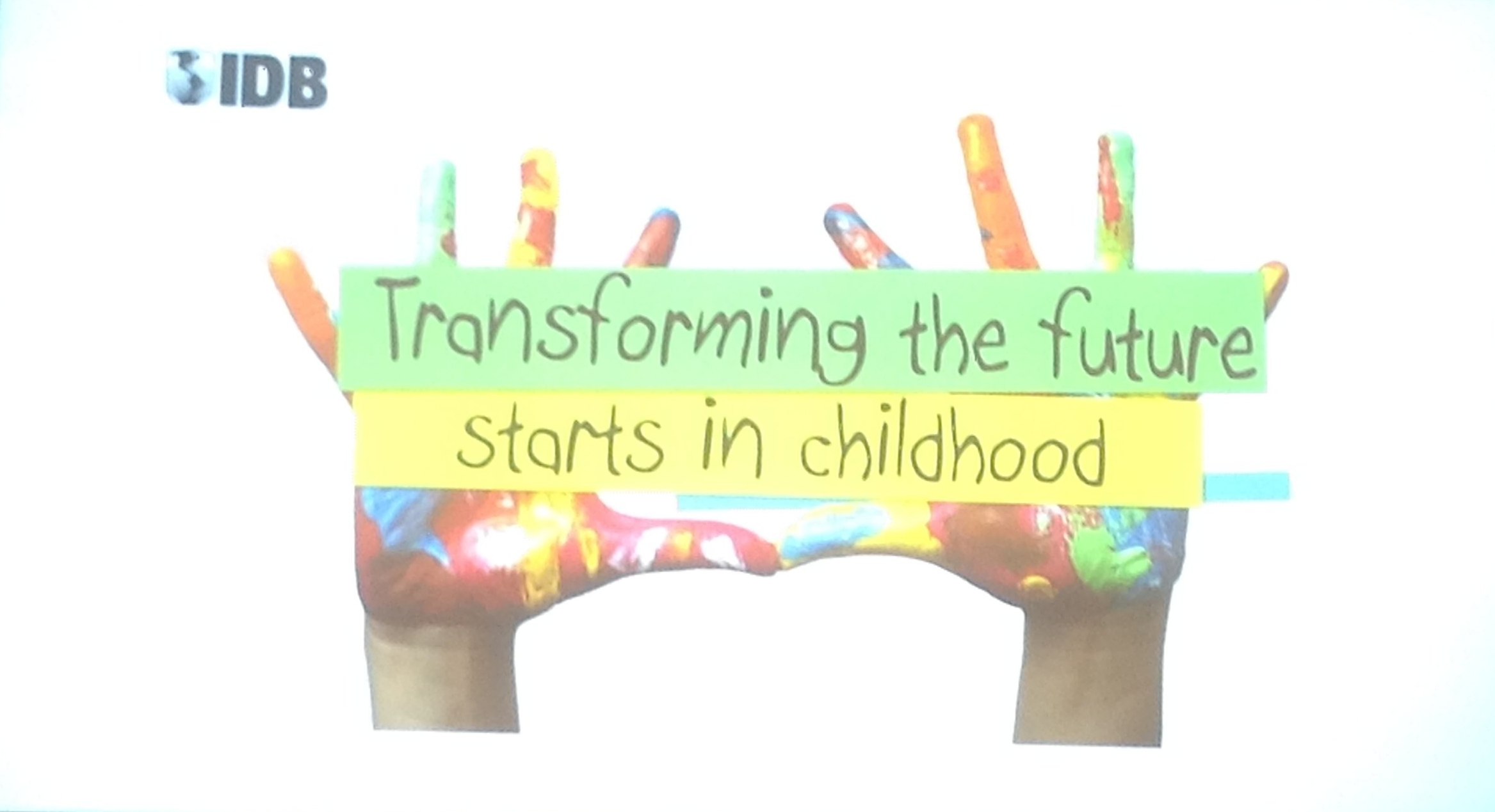 Investing in Early Childhood Care & Education Simply Makes Sense!