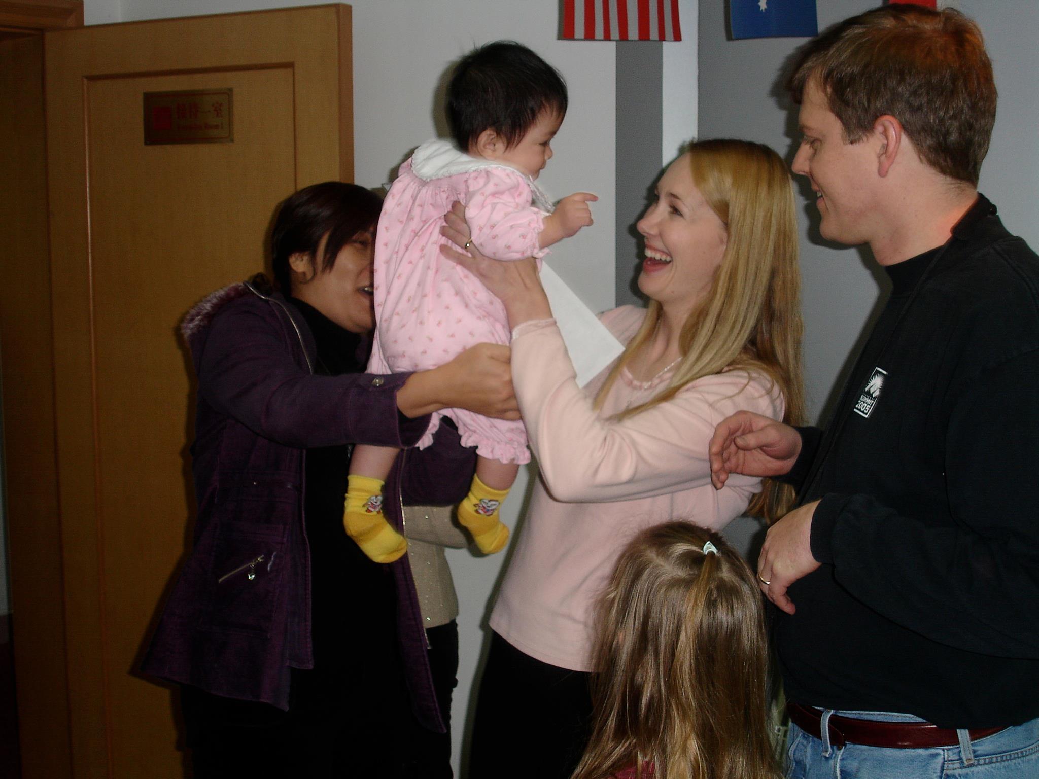 China Adoption in 2006