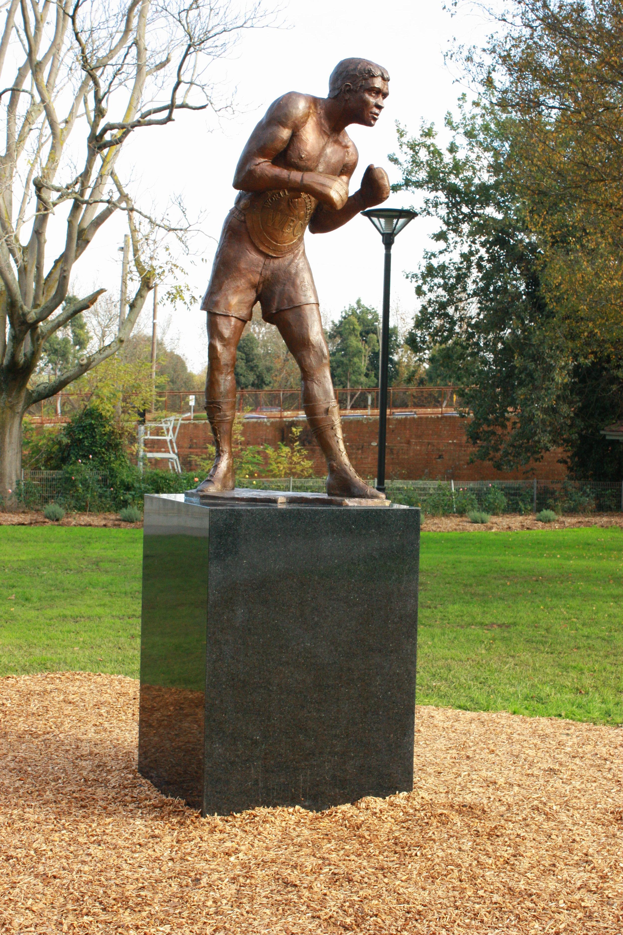 The Lionel Rose Public Sculpture Prject
