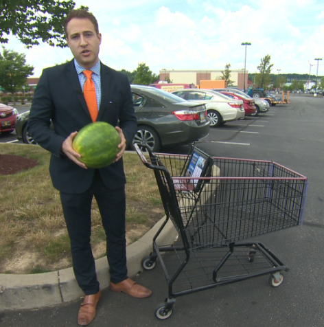 Reporting on child shopping cart injuries