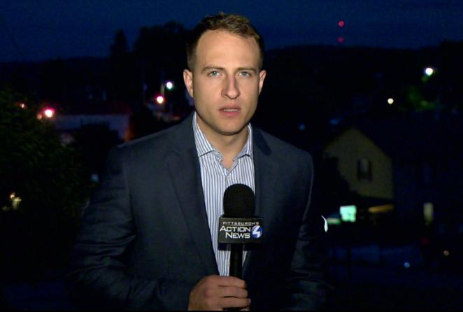 Reporting in Charleroi, Pa.