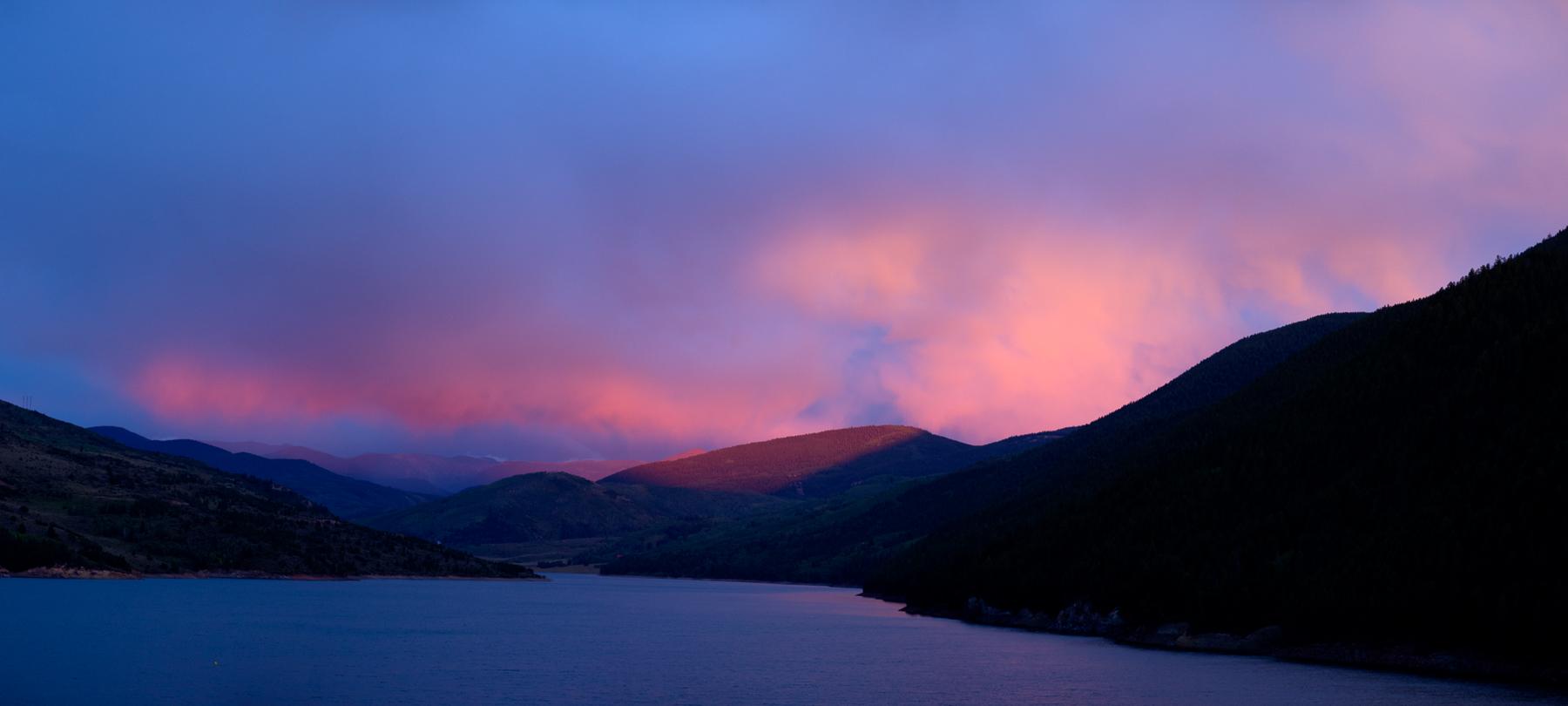Ruedi Monsoon Sunset
