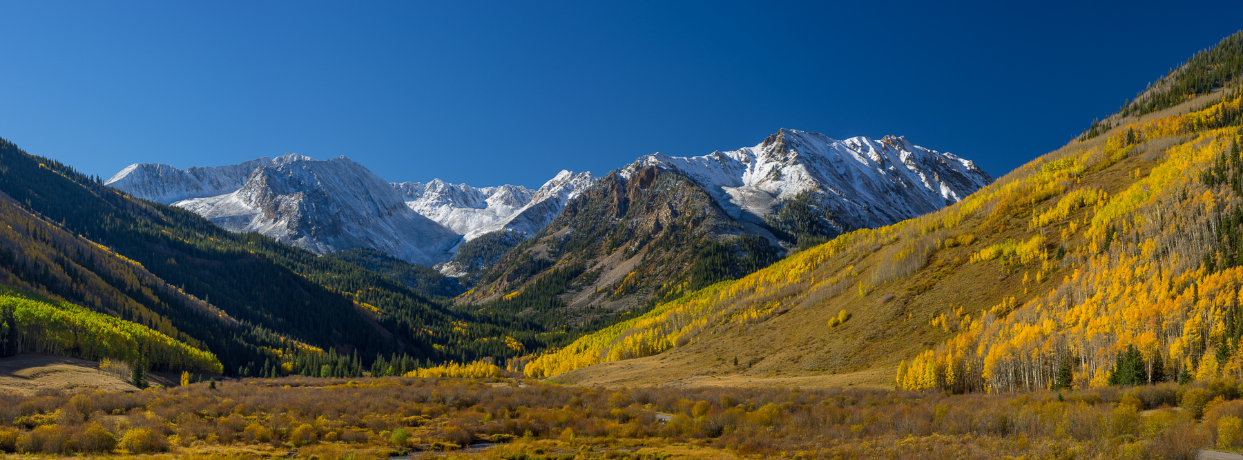 Greg Mace Peak Ashcroft CO