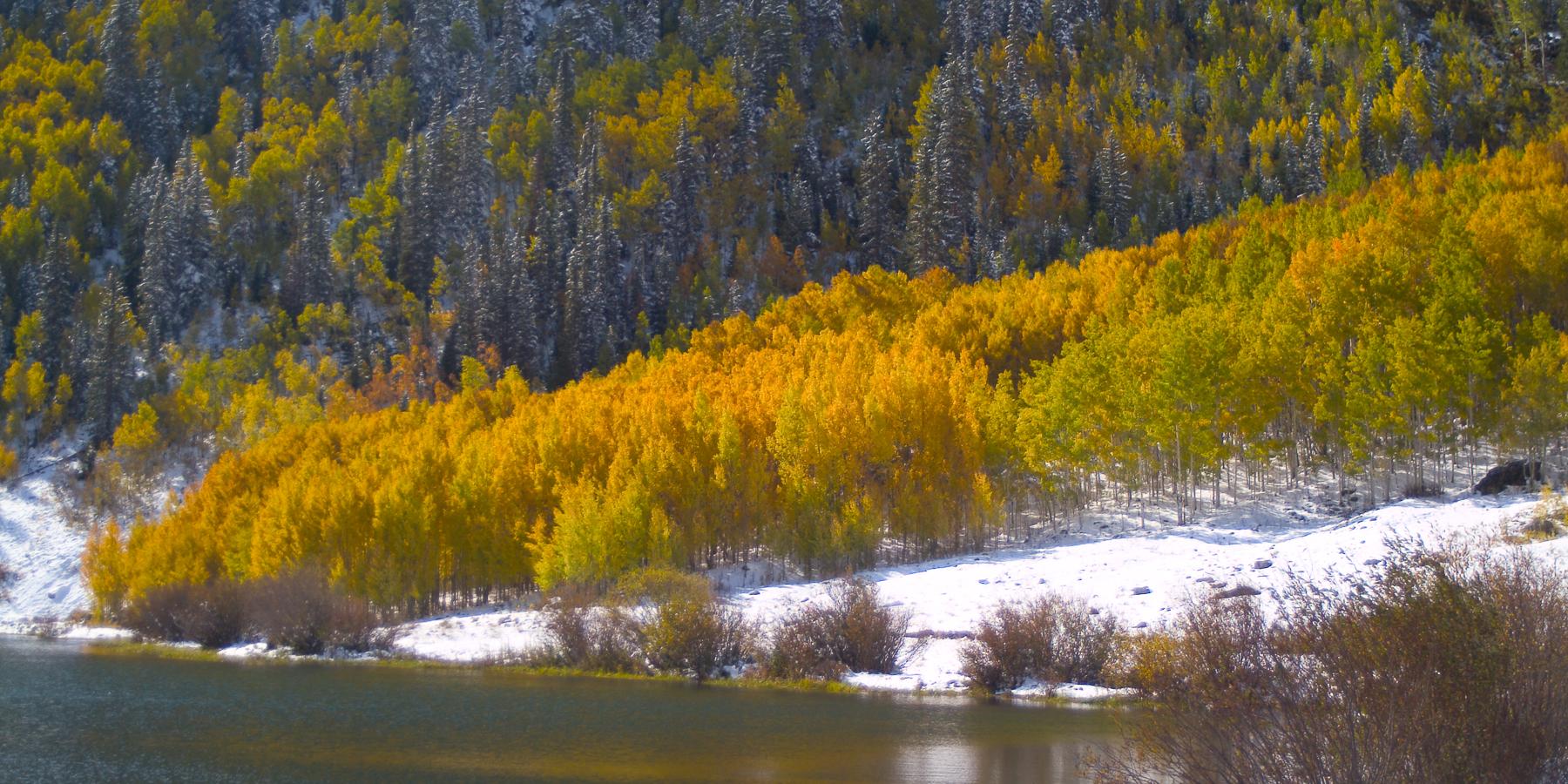 Crystal Lake Fall