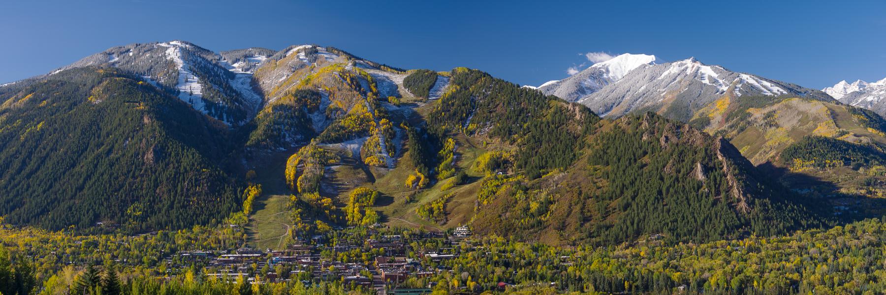 Aspen Panorama Series Fall
