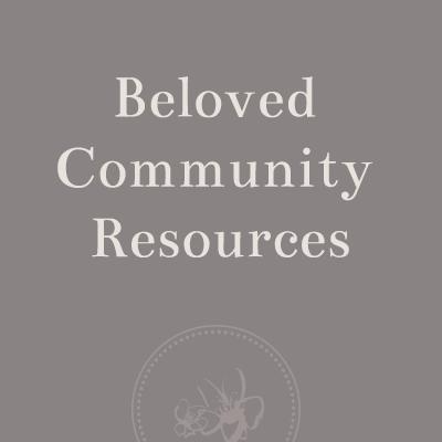 Beloved Community Resources