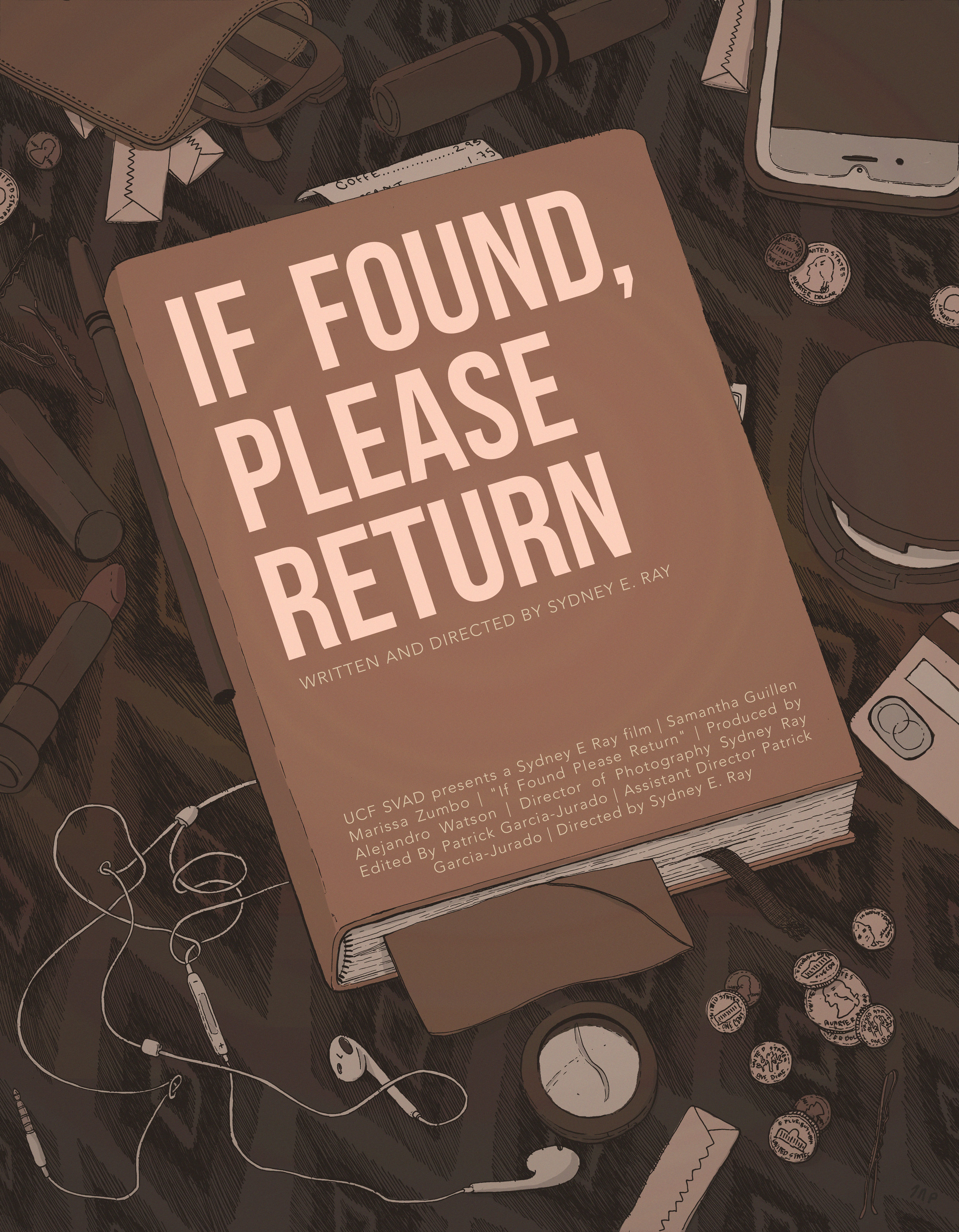 if found, please return