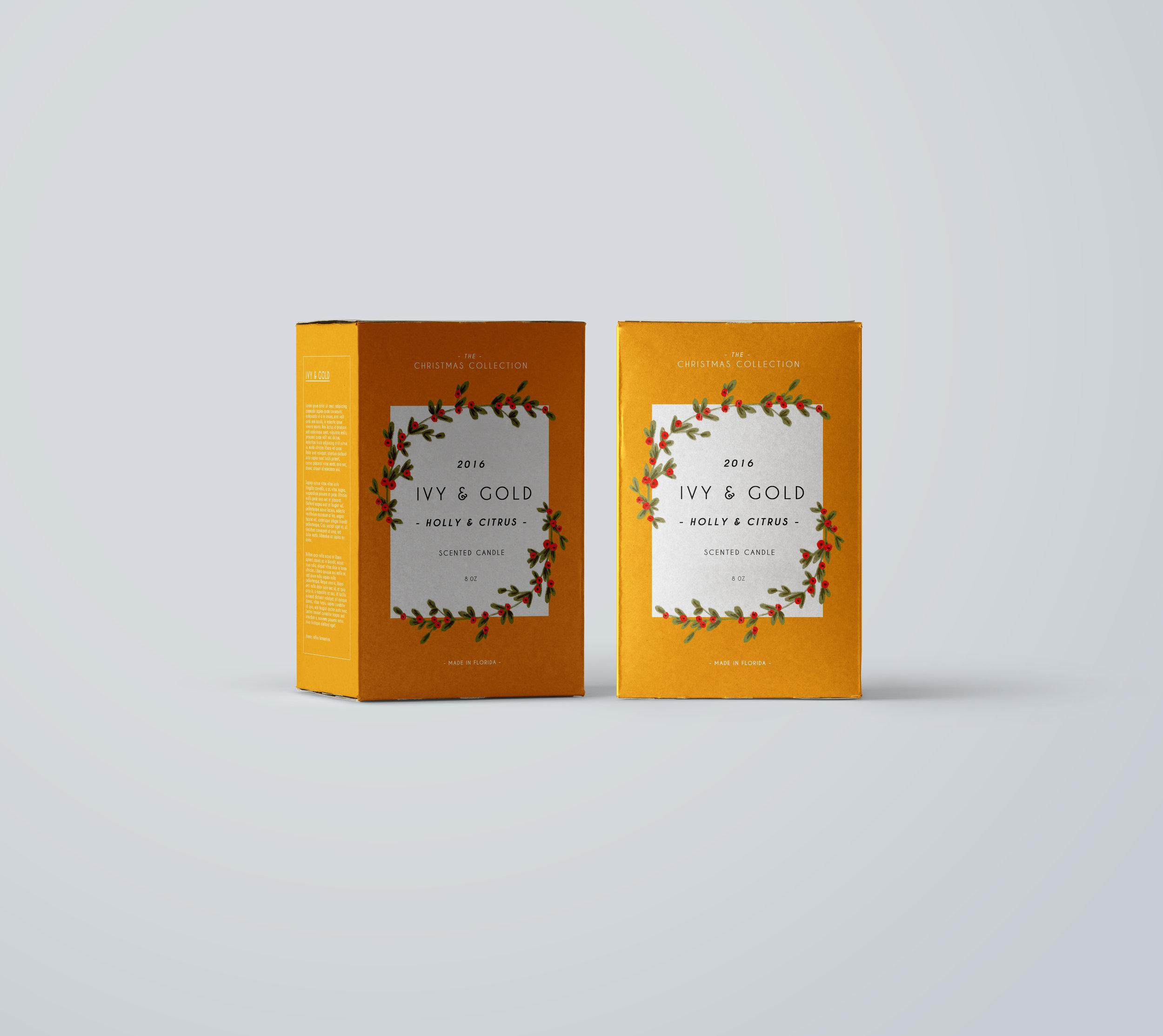ivy & gold