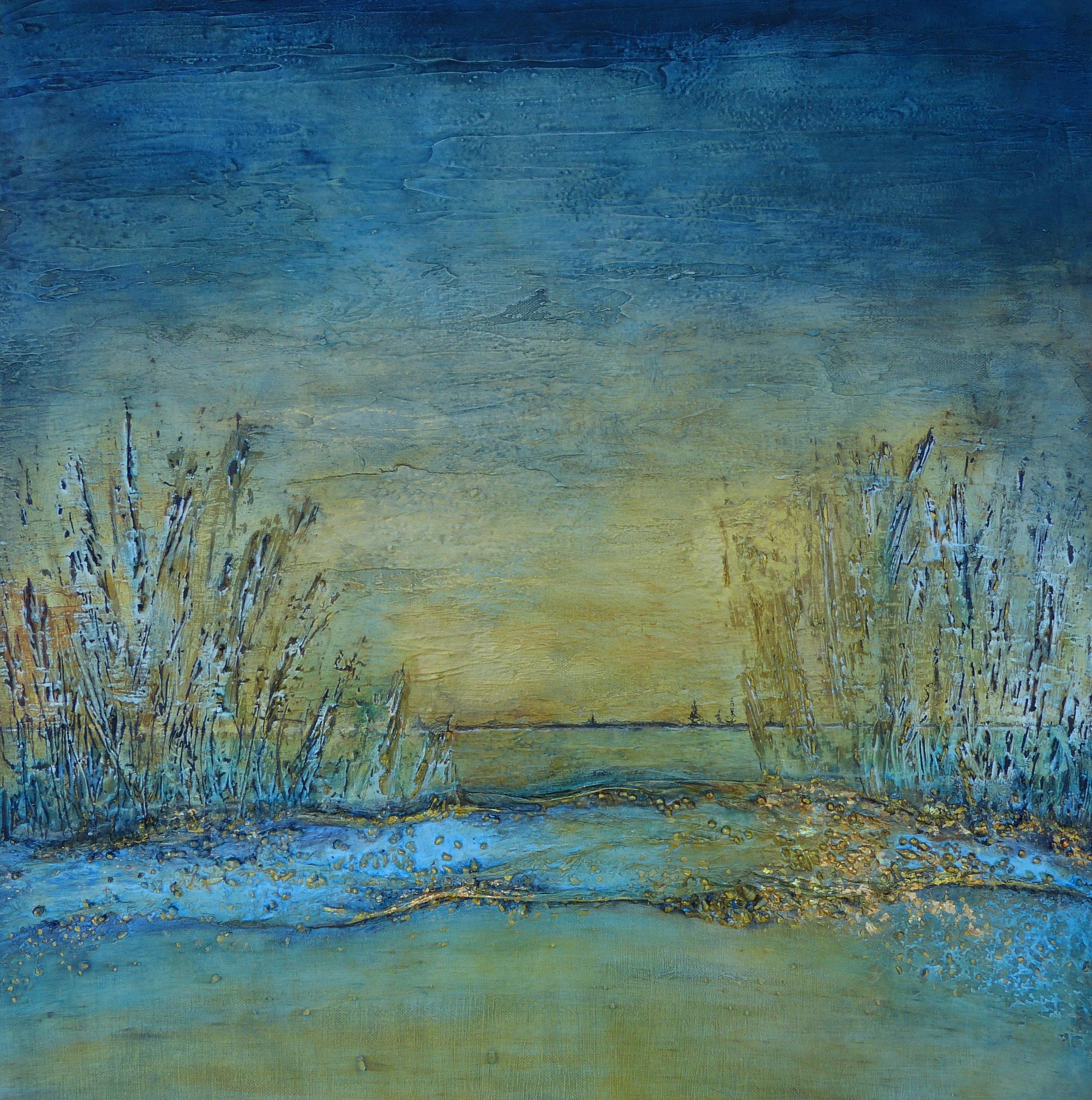 'Through the Reeds'