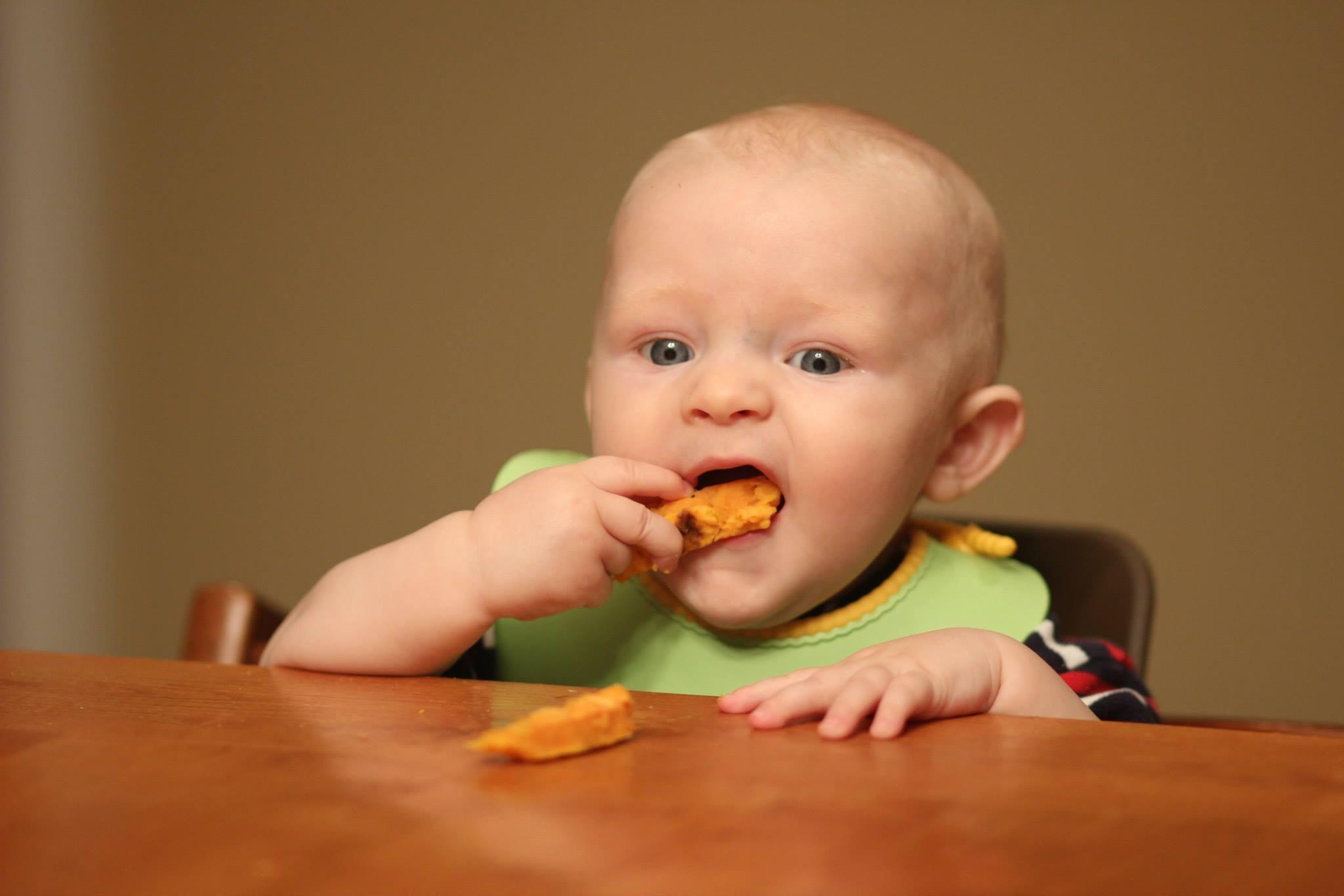 Kid #3, 6 months