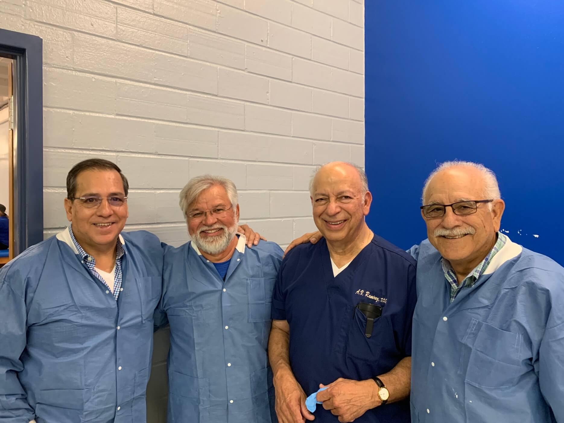 Dr Campos Dr Joel GARZA Arturo Ramirez DDS Dr THOMAS Uribe.jpg