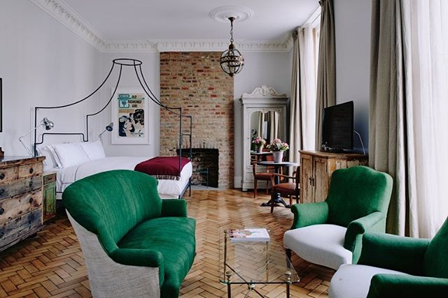 The Artist Residence London ⚡️sign me up.