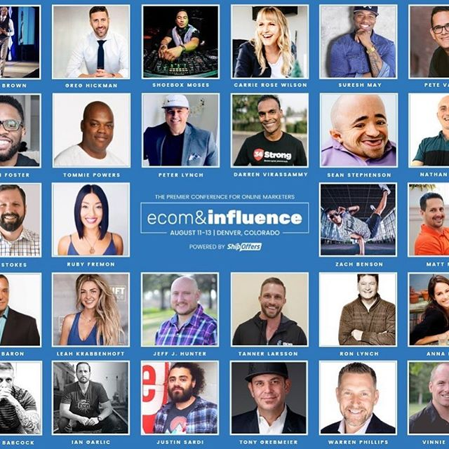 BIG NEWS! I am pumped to speak at the FIRST ever Ecom & Influence on August 11-13 in Denver, Colorado!  If you know anything about Tony Grebmeier you know this is going to be epic!!!🔥🔥 Join over 25 Top influencers from all over the world speaking there including ME! Learn about: ✅ direct response ✅ scaling your business ✅ outsourcing ✅ building your voice ✅ storytelling ✅ and MUCH more!! THIS is the premier event for any marketer, business owner, e-commerce specialist, influencer, coach, speaker, or author! If you raised your hand for more than one of those titles, this is a must-attend event for you.  You can get $150 off your ticket right now just by using my first name Peter as a coupon code!  Early Bird ON SALE NOW    https://www.ecomandinfluence.com/  #conference #digitalmarketing #ecommerce #influence #storytelling #entrepreneur #startup