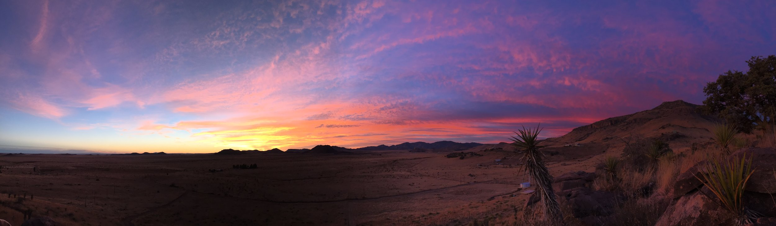 This was one of the best sunsets I have ever seen.