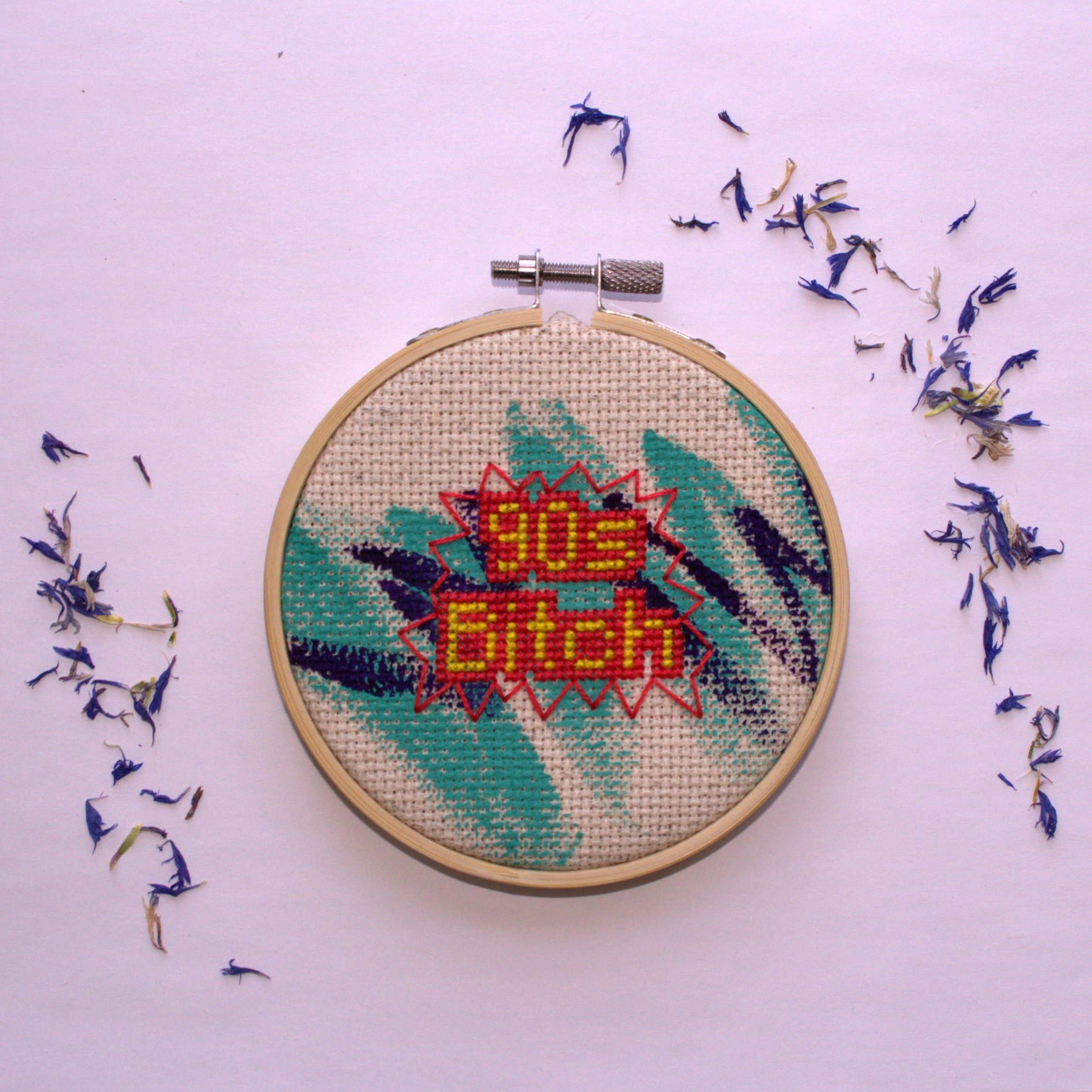 Small Arms Stitches 2