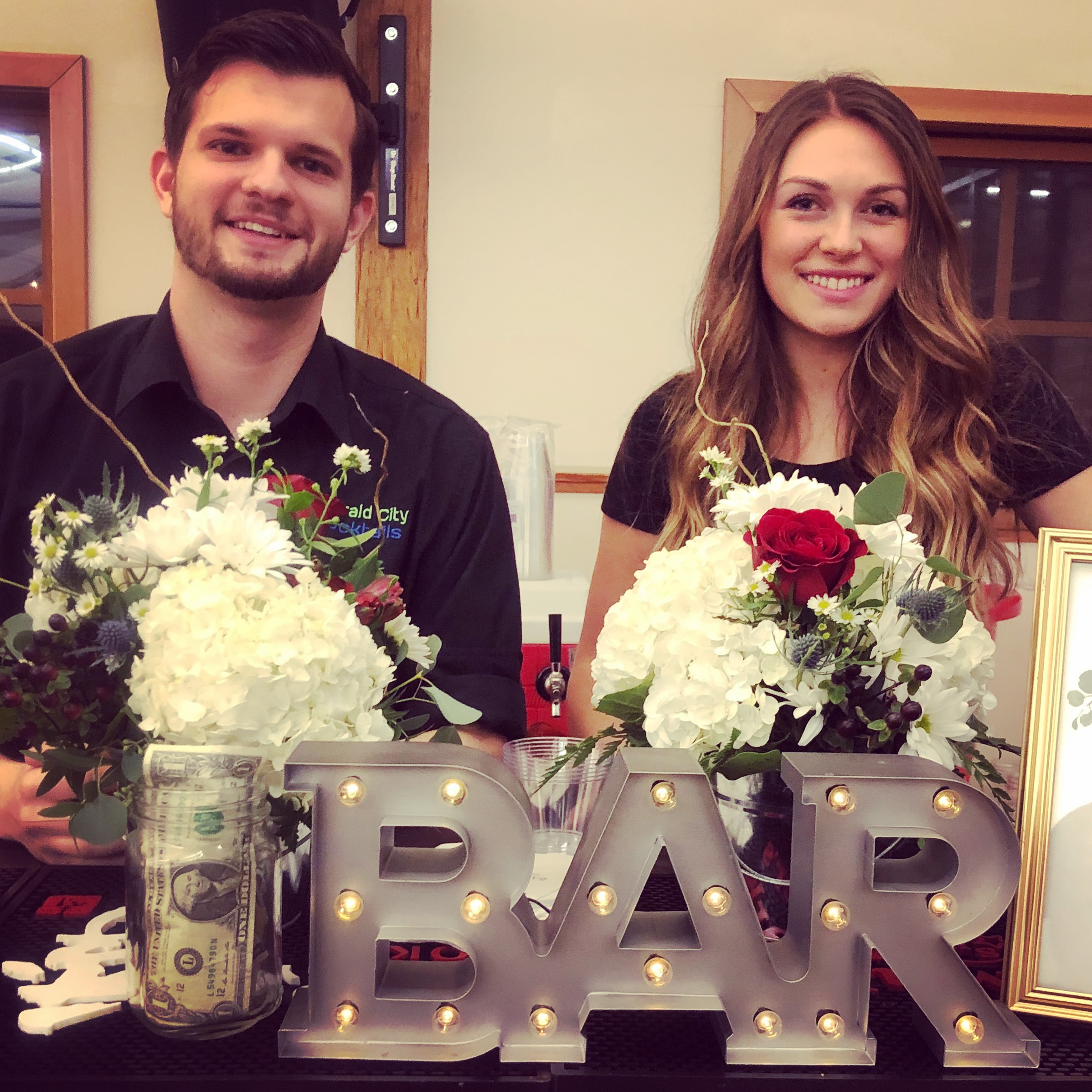 The Wedding Bar Experts