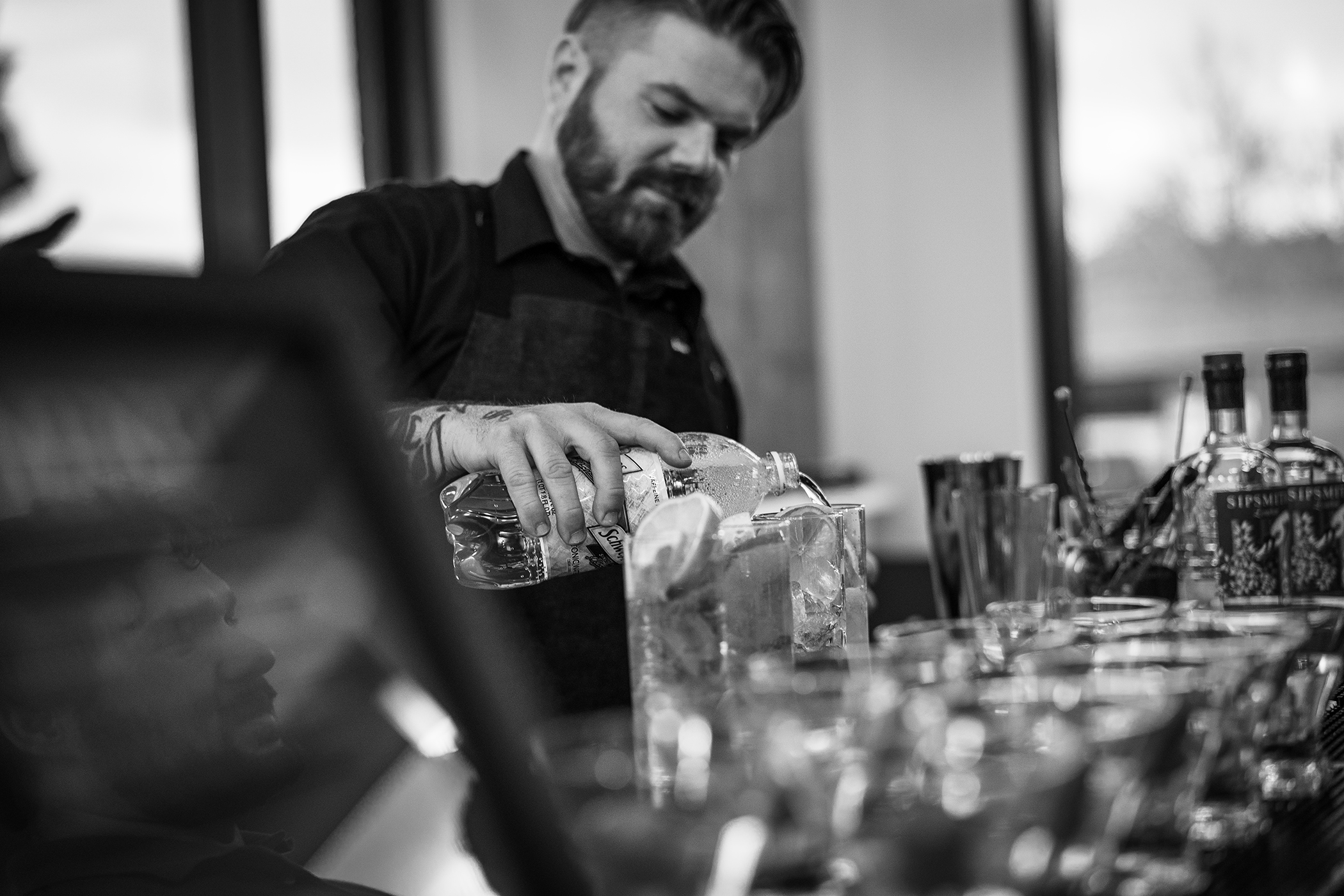 Hire Bartenders For Events in Seattle
