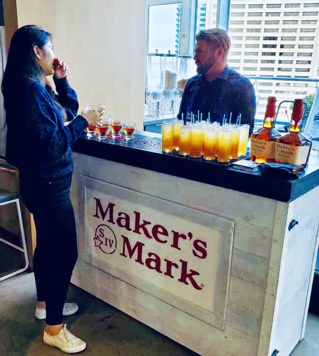 Makers Mark Bourbon Cocktails