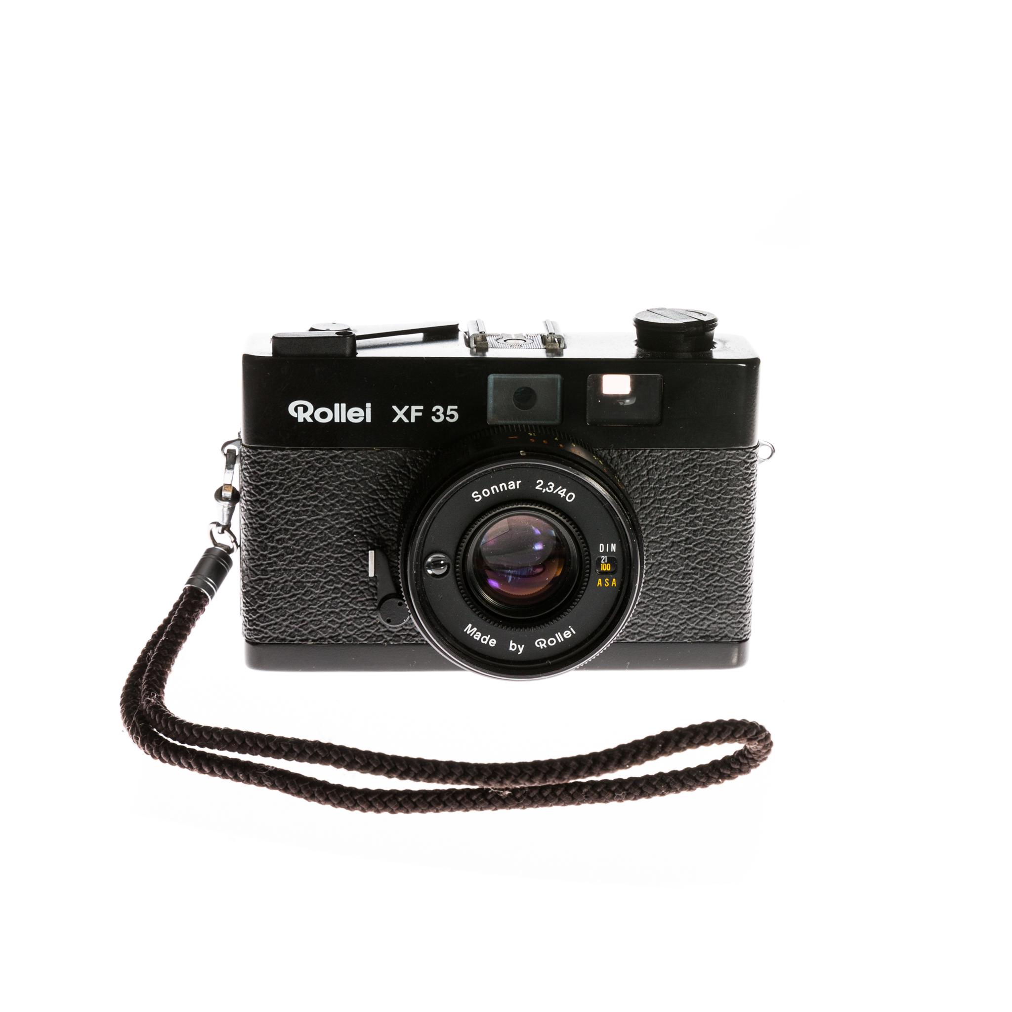 Rollei XF35 (1974)