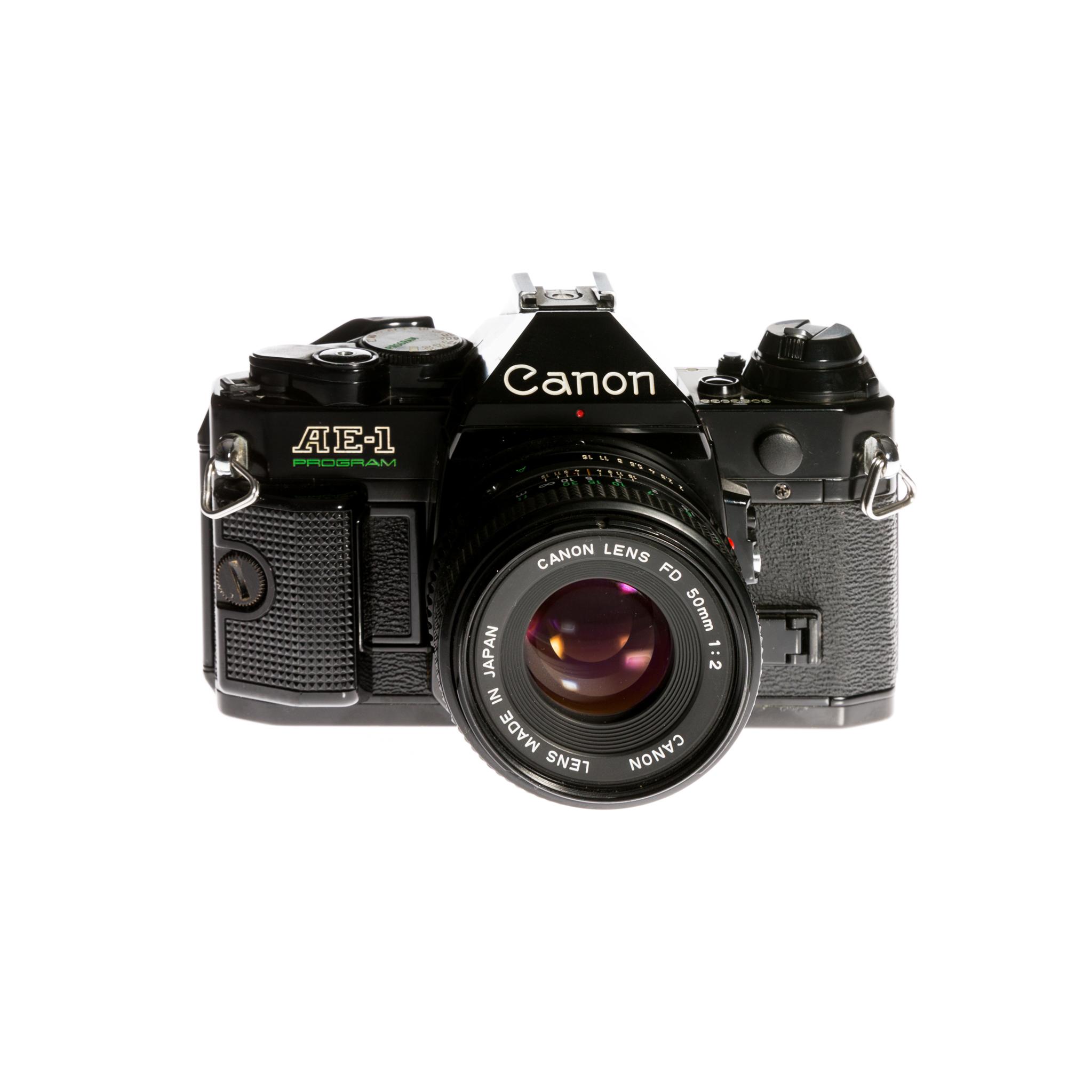 Canon AE-1 (1976)