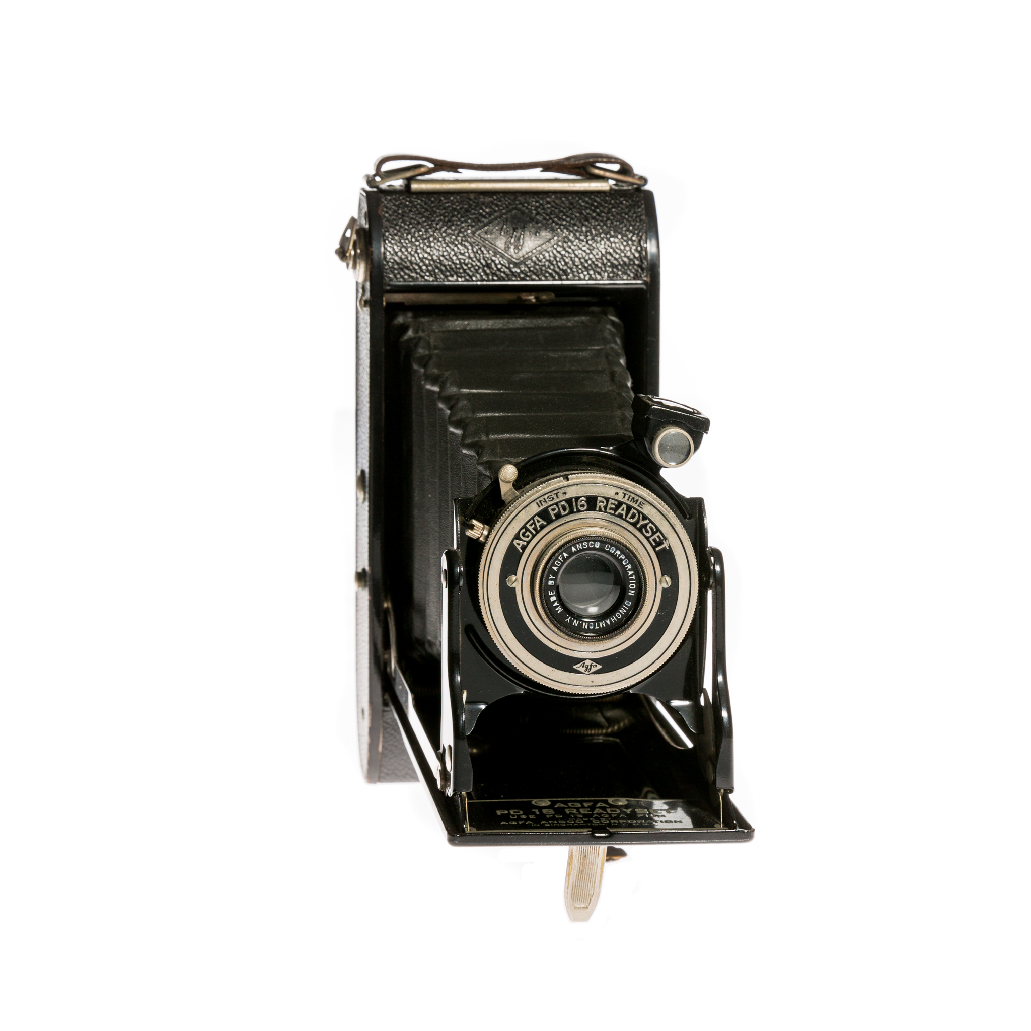 AGFA PD16 Readyset Folding Camera (1928)