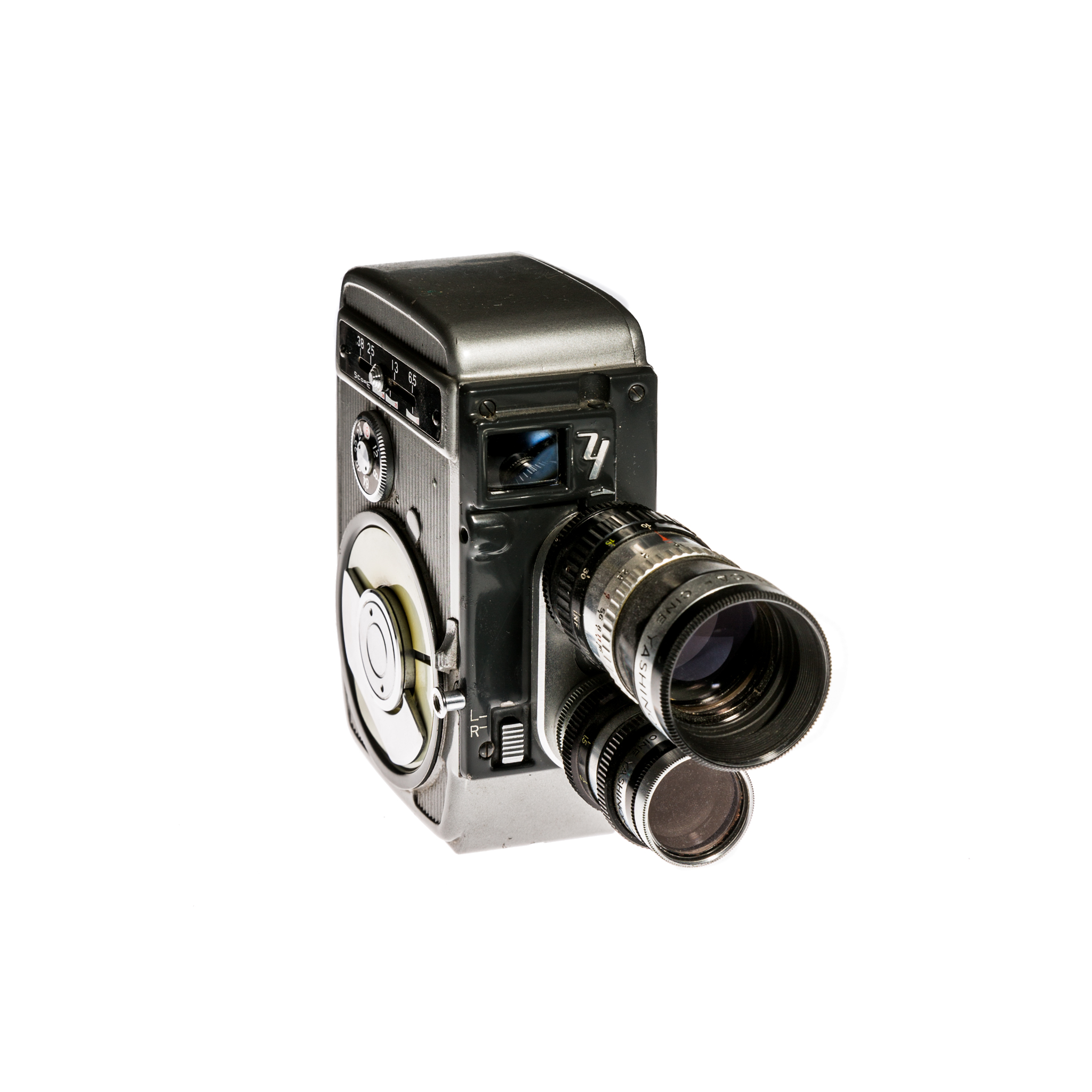 Yashica 8 8mm Movie Camera (1961)